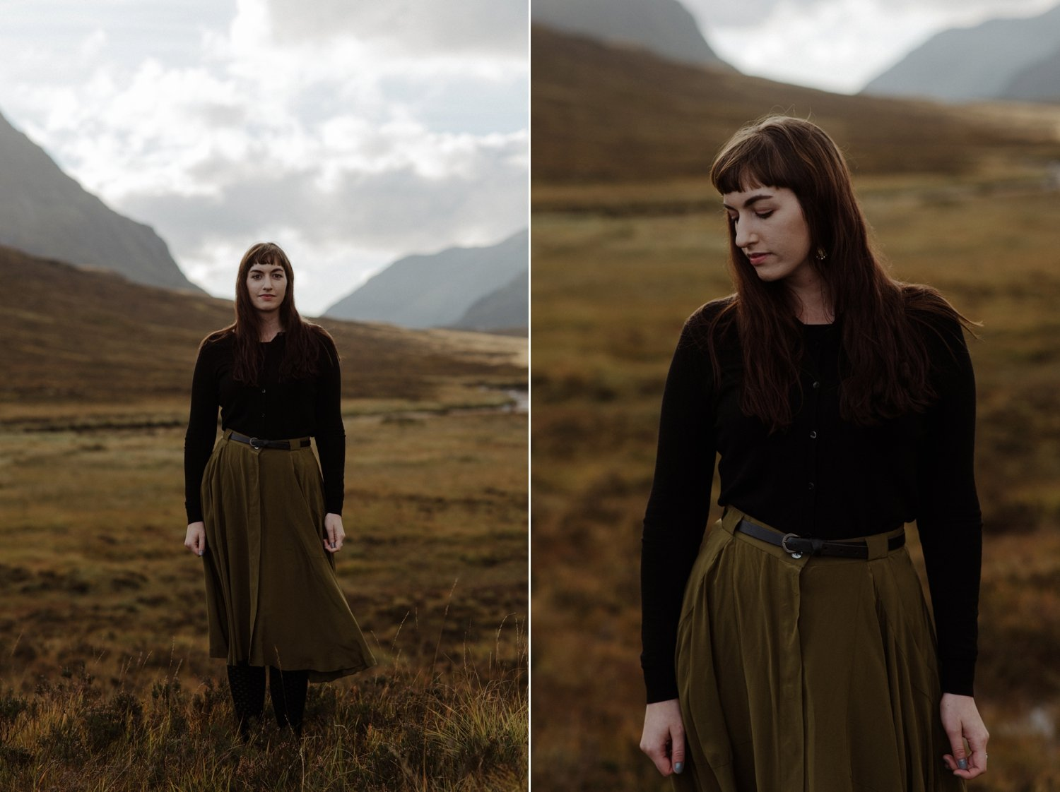 portrait in glencoe