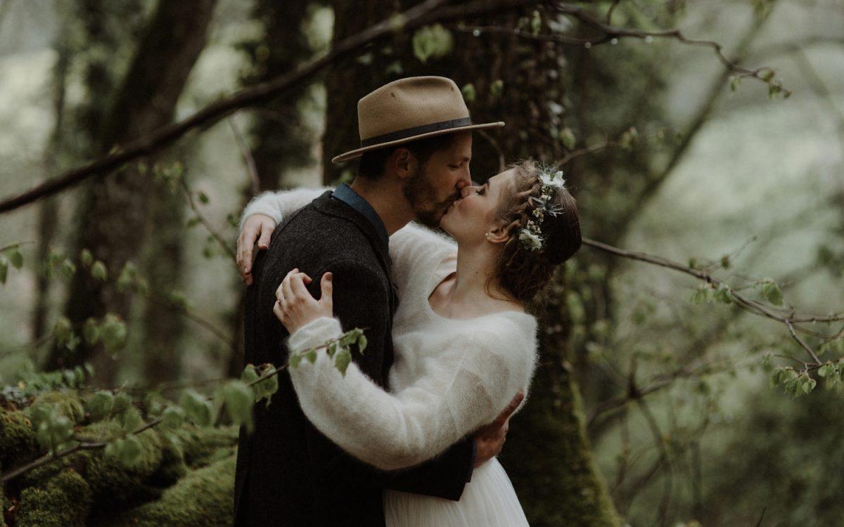 Marina & Robby // Outdoor Wedding In France