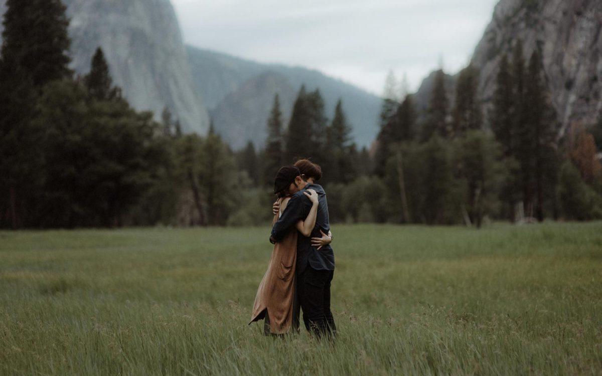 Goose & Sho-in // Yosemite Elopement Photographer
