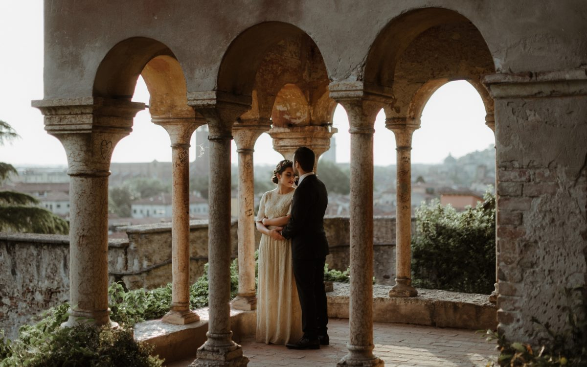 Wedding In Verona // Anna & Riccardo
