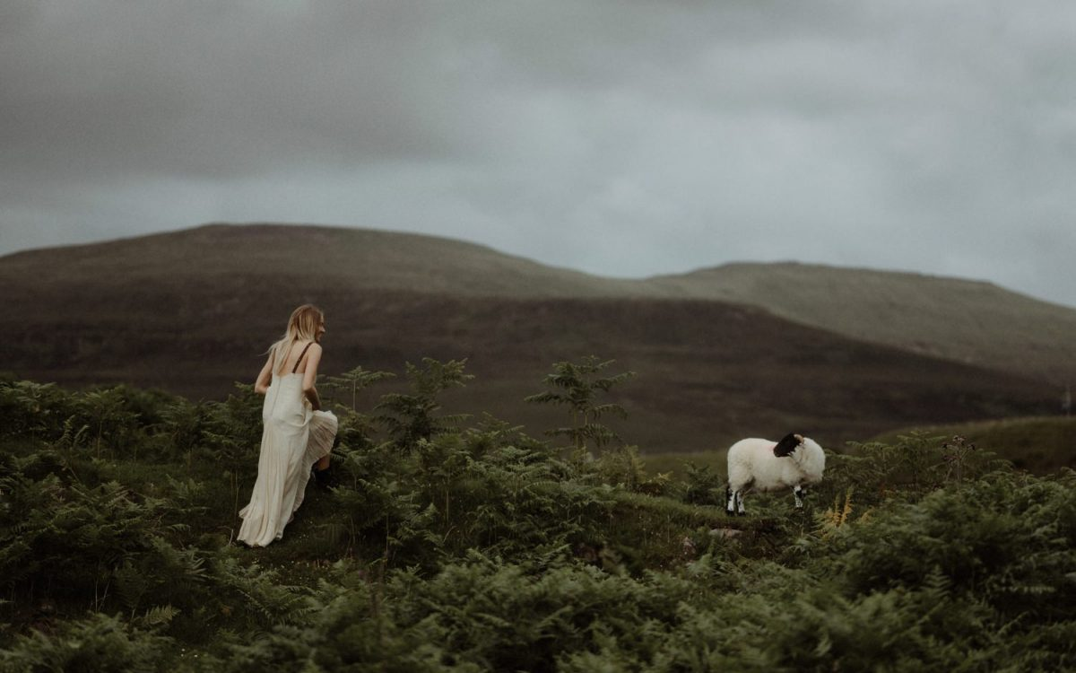 Elopement on Isle of Skye // Brittney & Eric