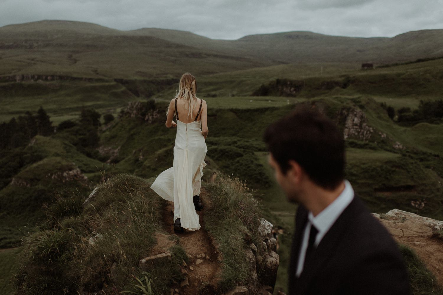 elopement on Isle of Skye