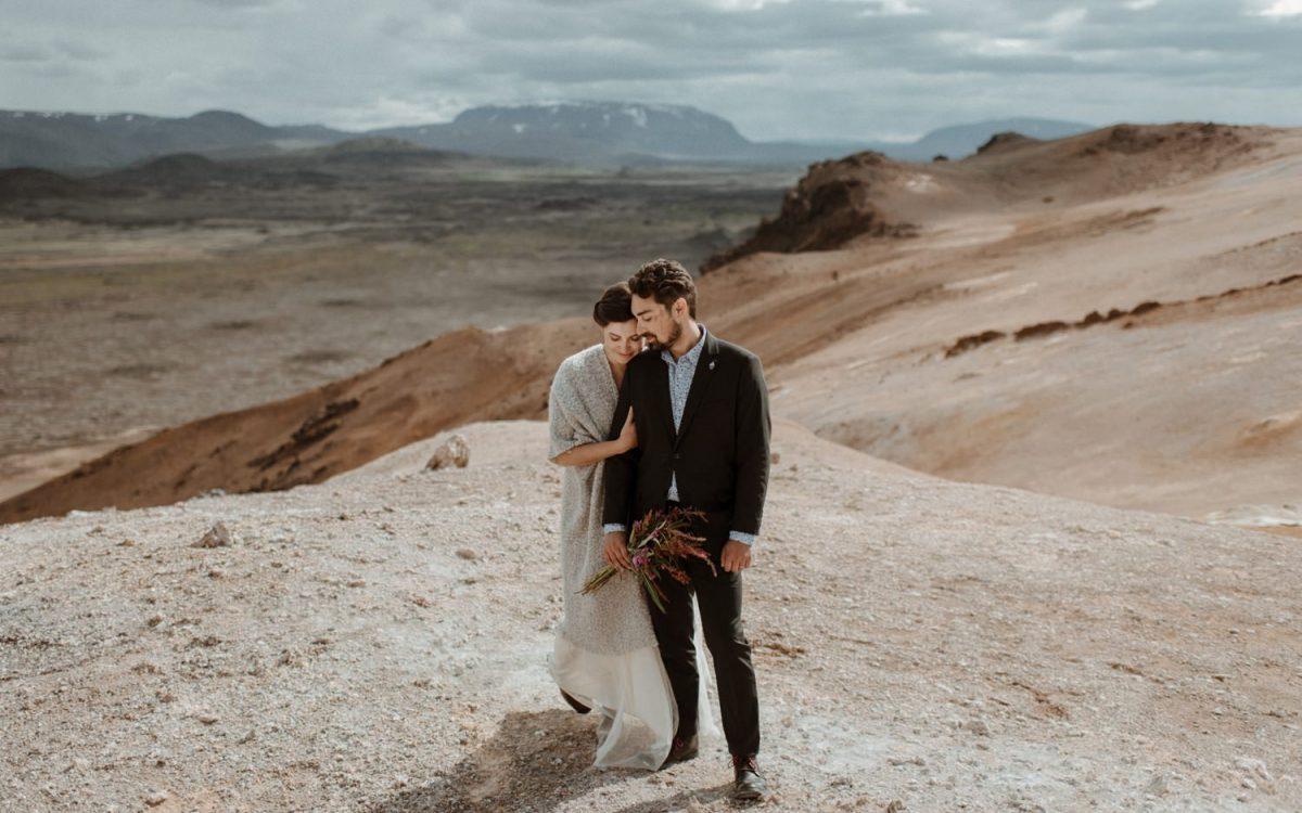Emily & Chase // Iceland Wedding Photography