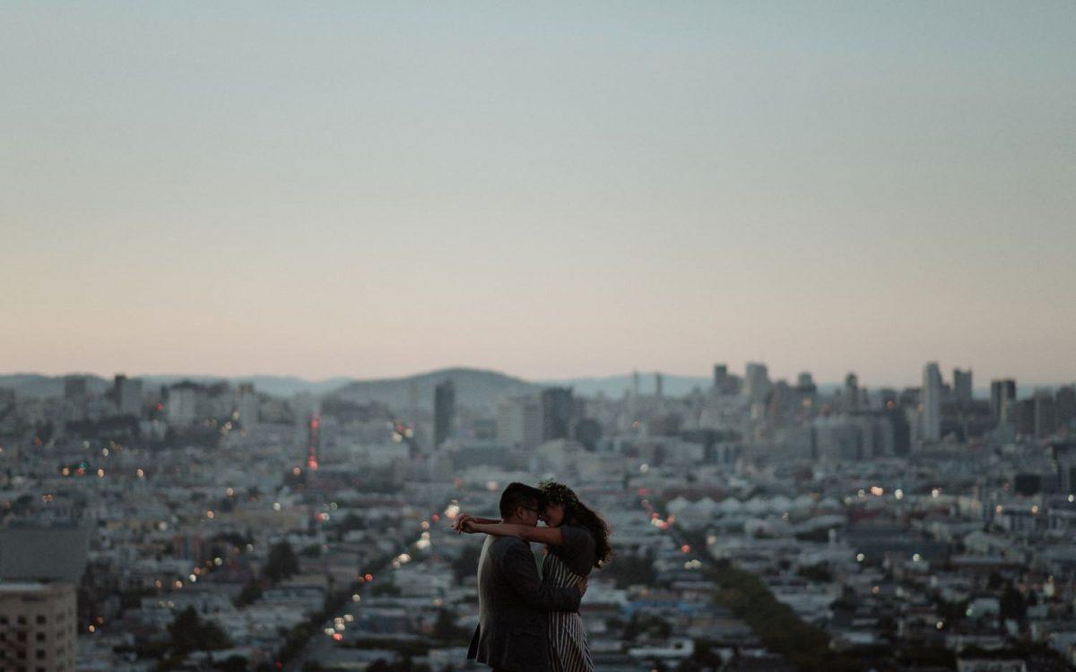 San Francisco Wedding Photographer // Brittany & Sam