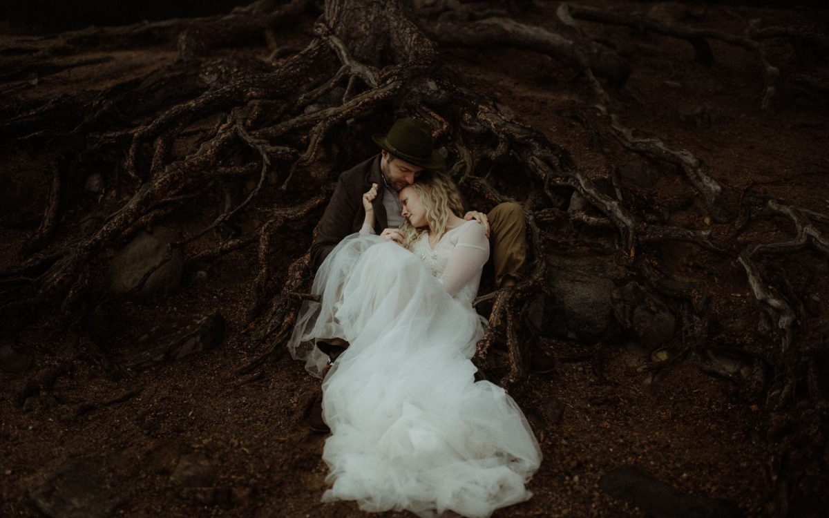 Loch An Eilein Wedding