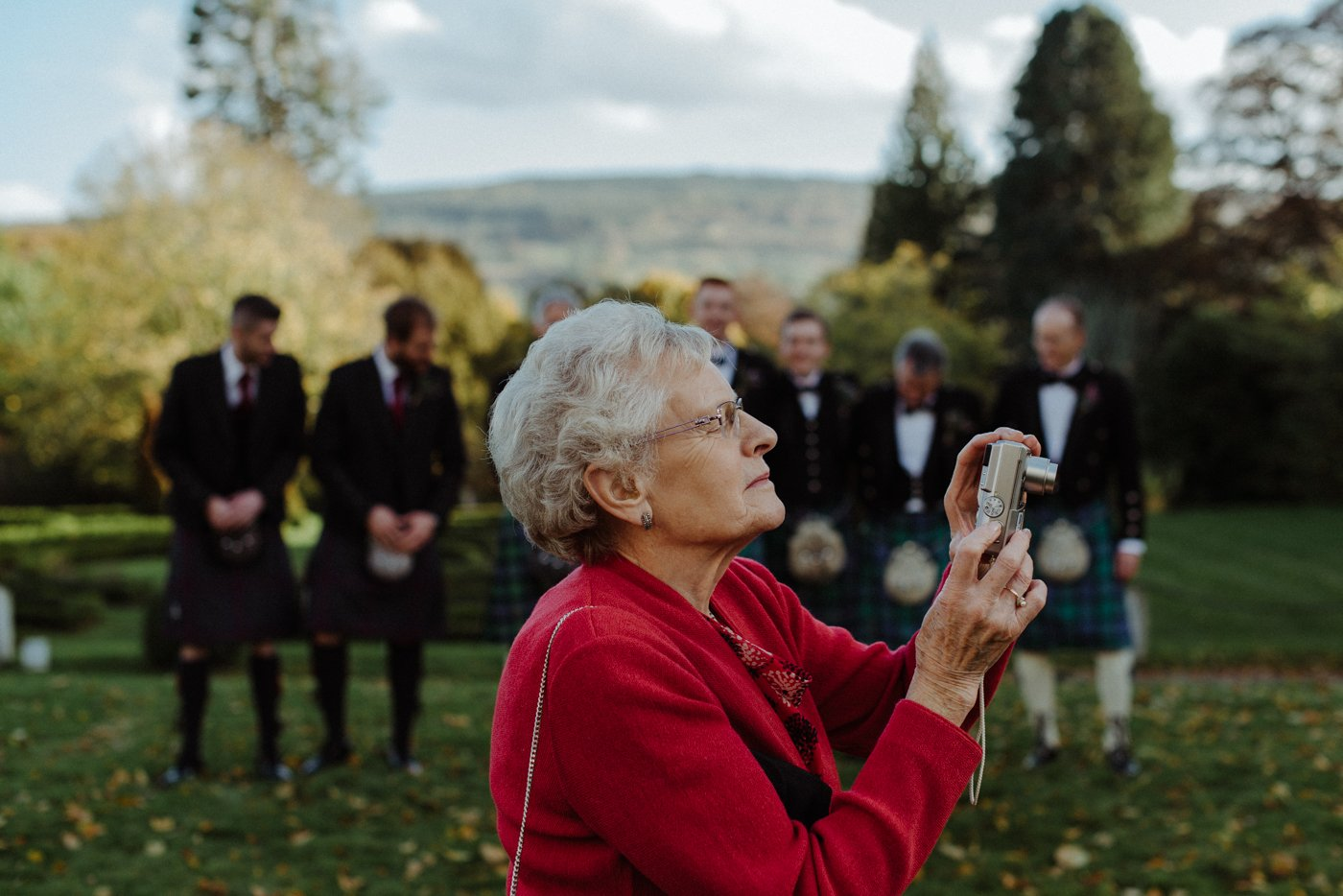 Achnagairn house wedding photographer-1