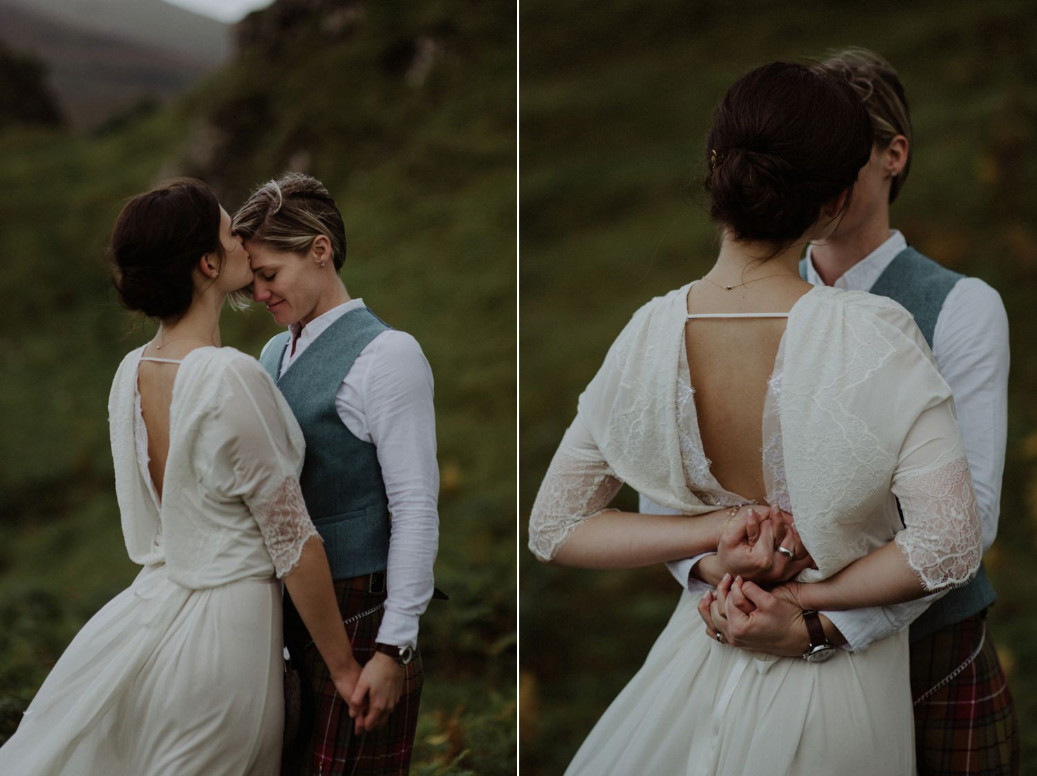 0b00216ba39b Karlyn & Kaylee // Isle of Skye Wedding Photography - Scotland ...