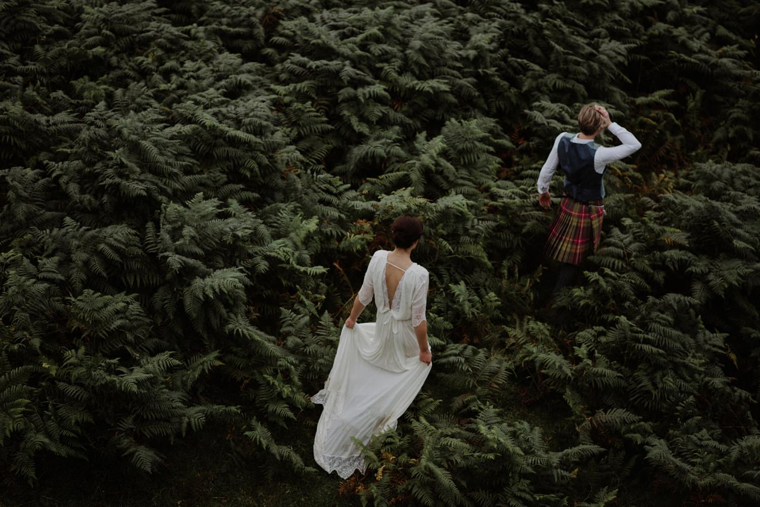 isle of Skye wedding photography