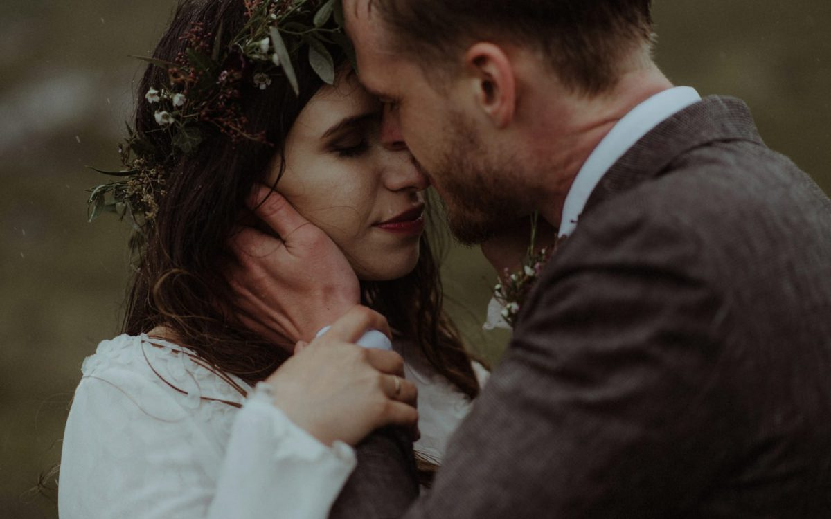 Romantic Scottish Elopement // Merve & Nils