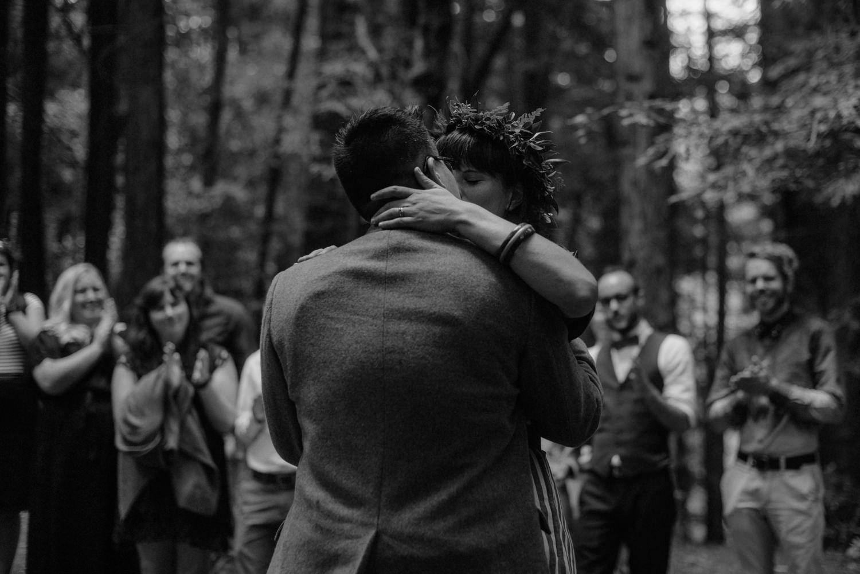 mount tamalpais wedding