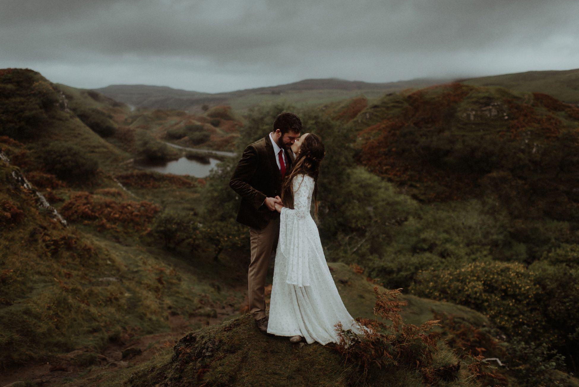 isle of Skye destination wedding
