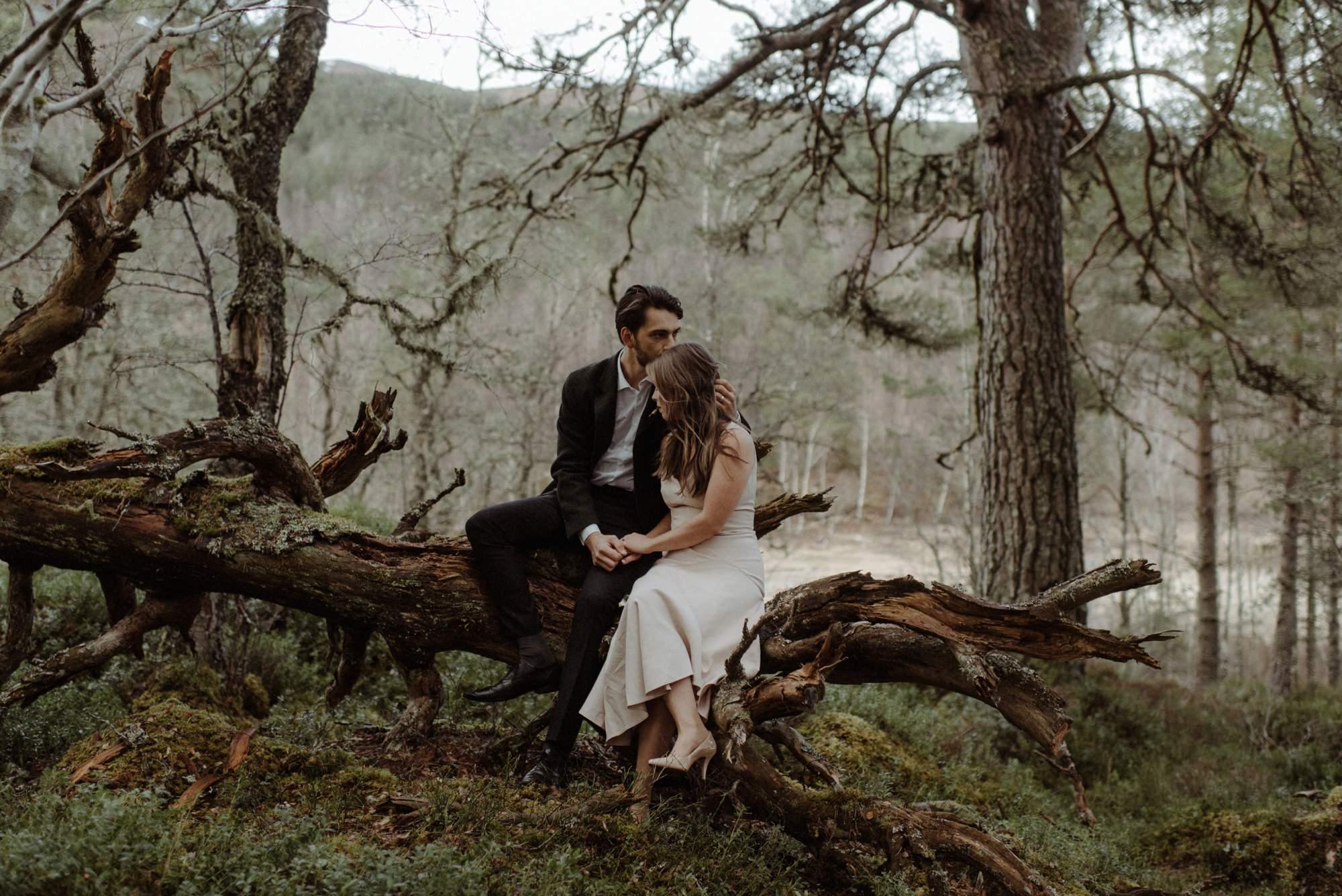 elopement wedding in scotland