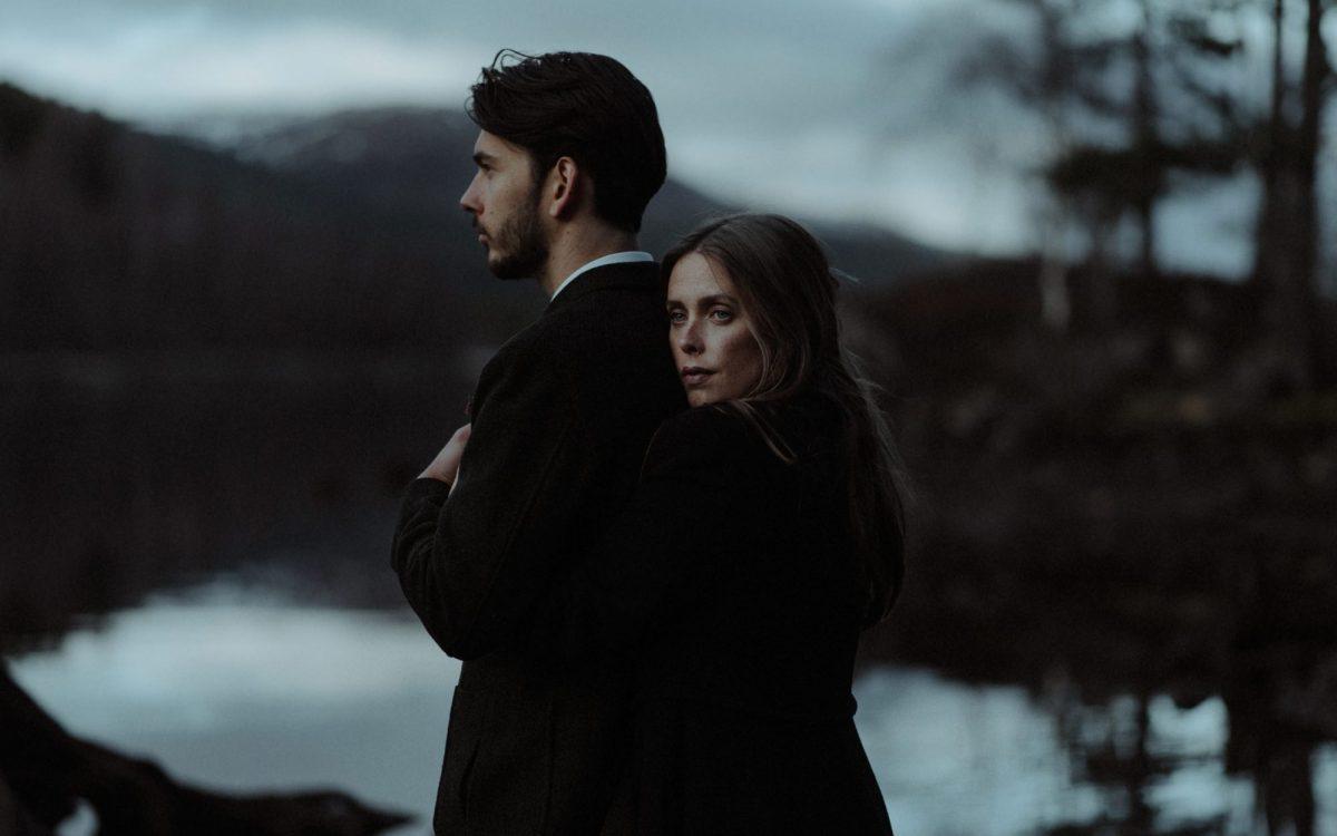 Elopement Wedding In Scotland // Eva & Sam