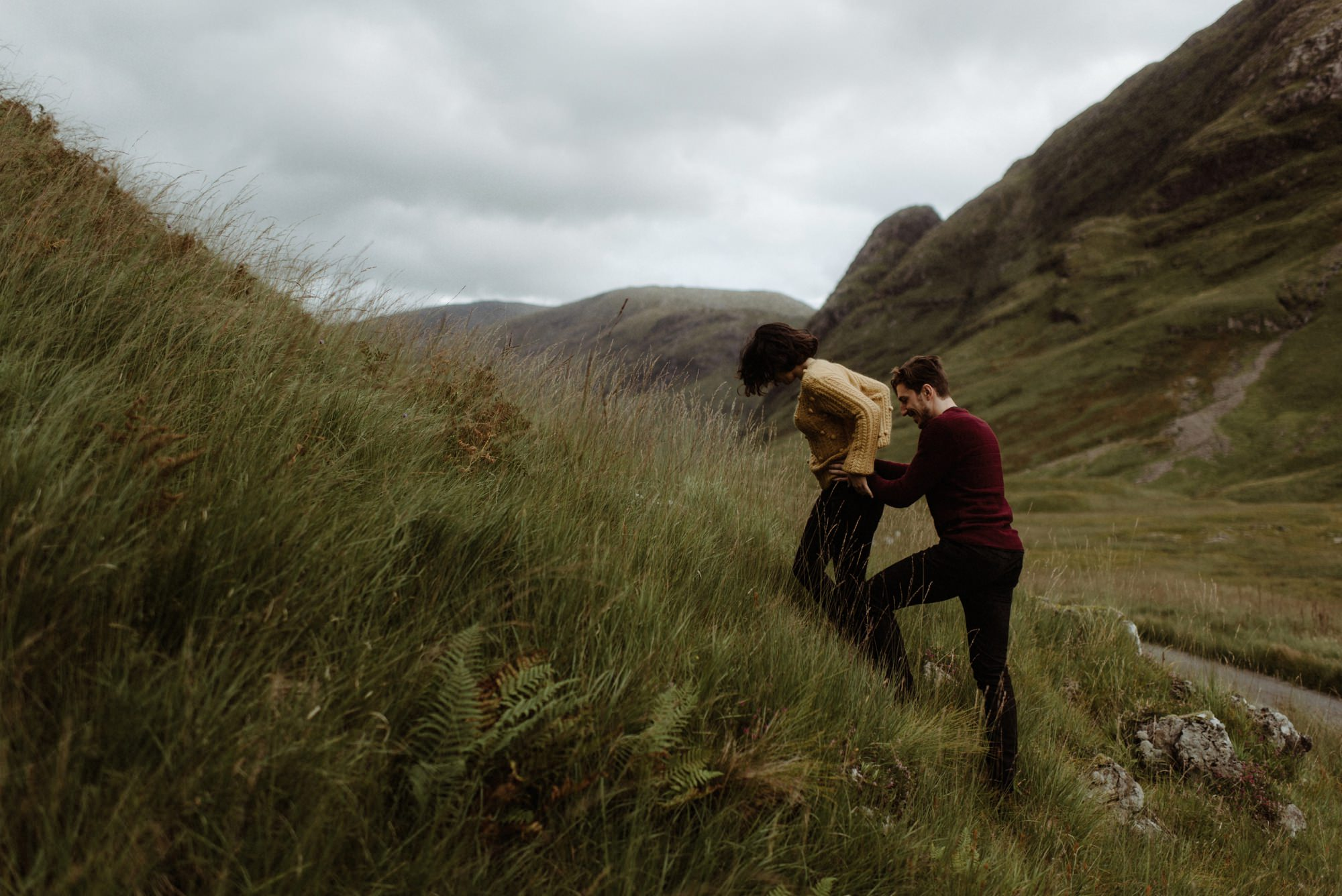 scotland marriage proposal 0470