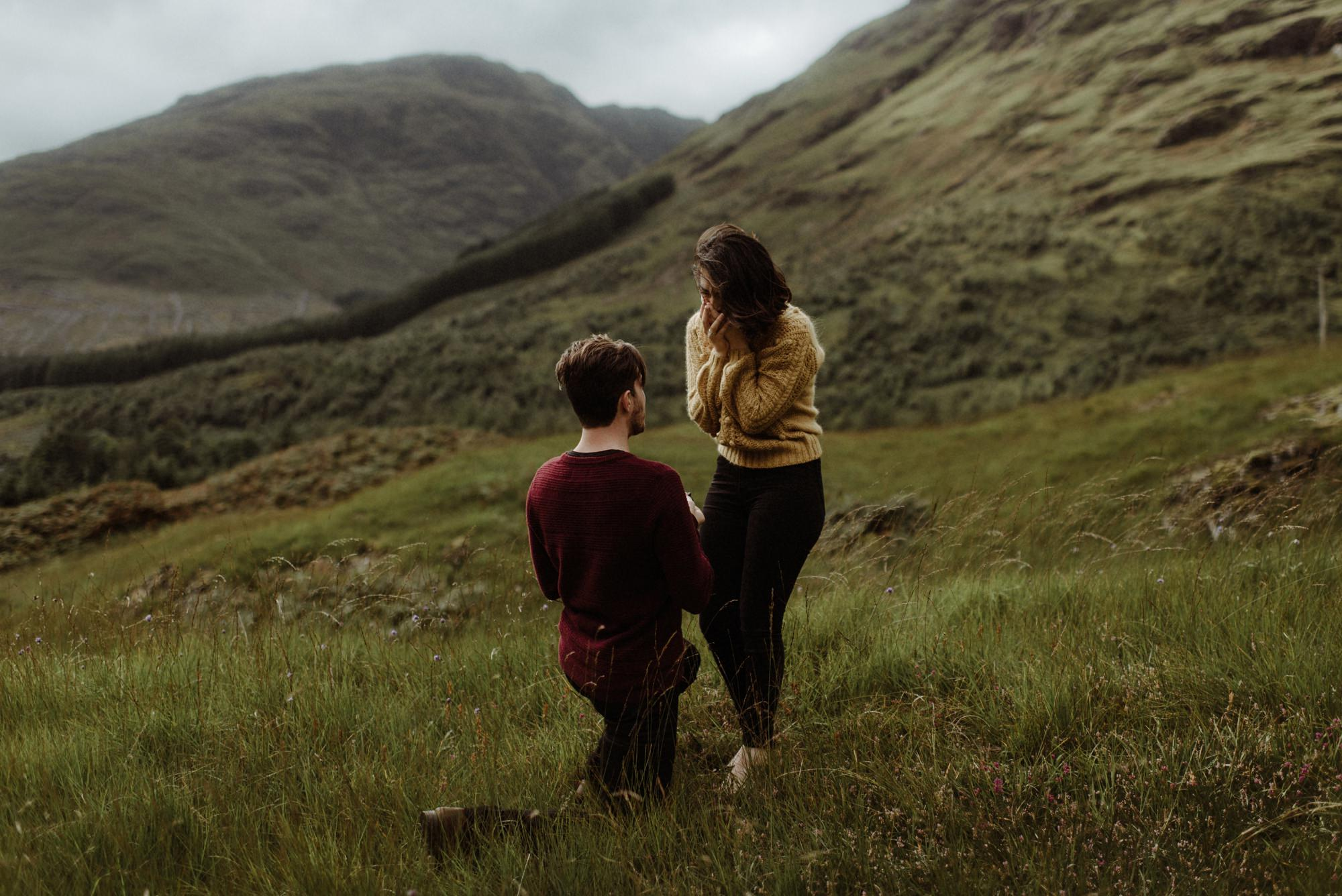 scotland marriage proposal 0482
