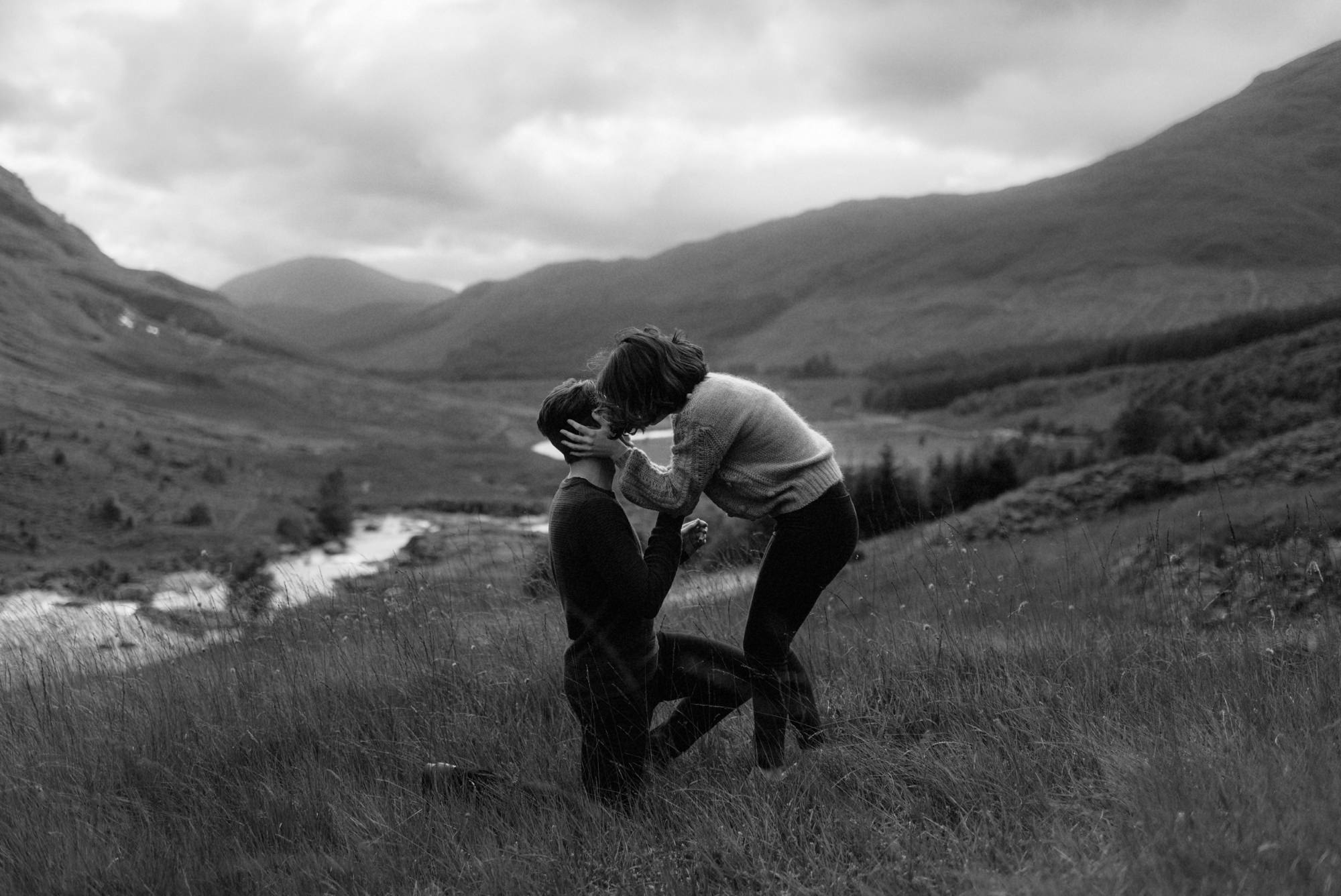 scotland marriage proposal 0486