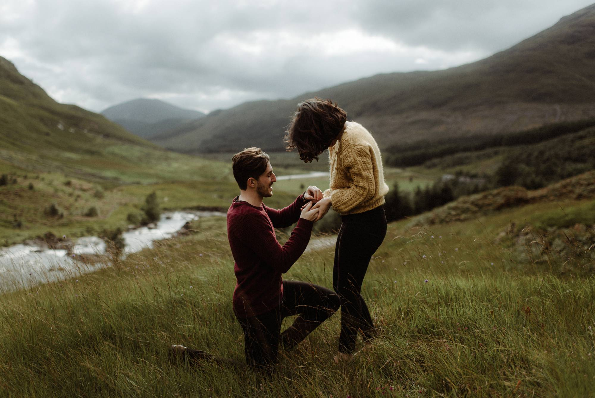 scotland marriage proposal 0496