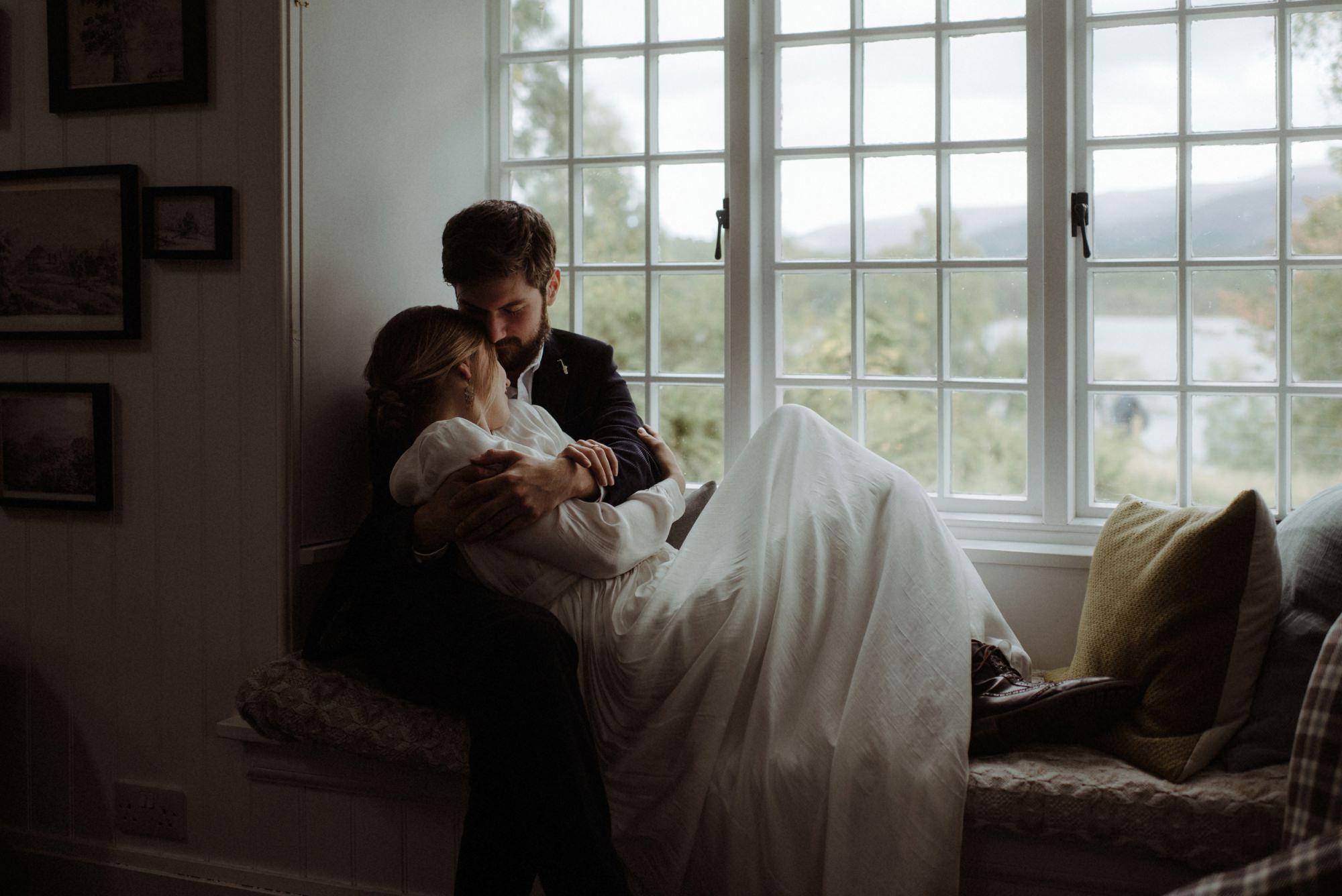 loch an eilein elopement photography 0082