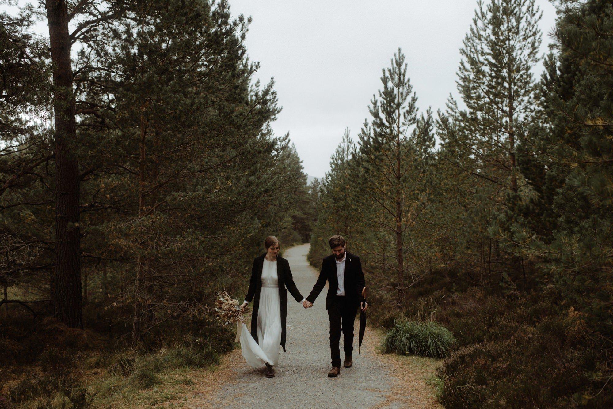 loch an eilein elopement photography 0099