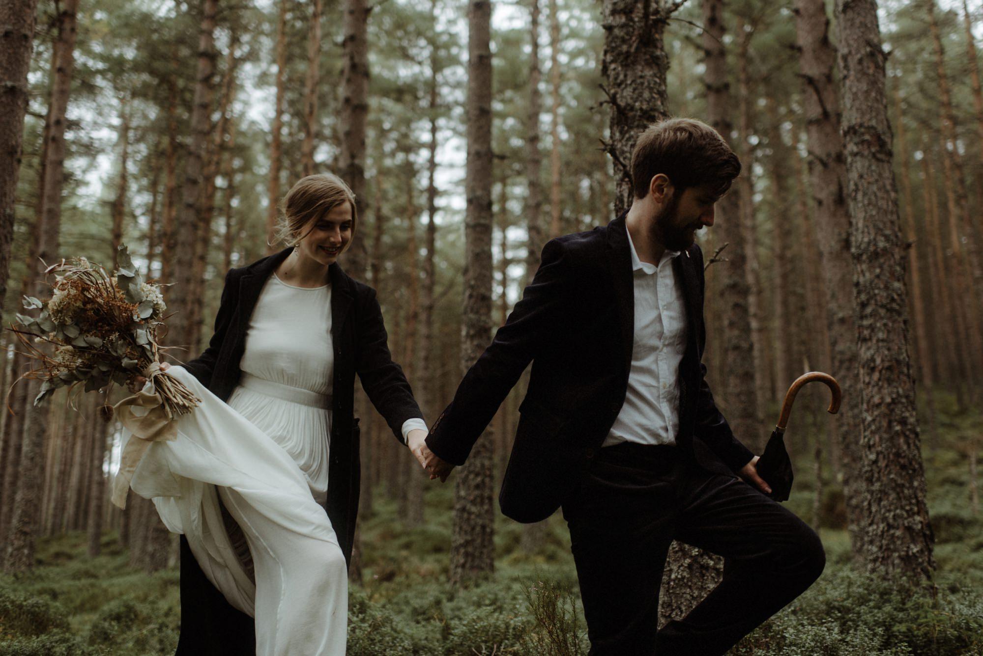 loch an eilein elopement photography 0104