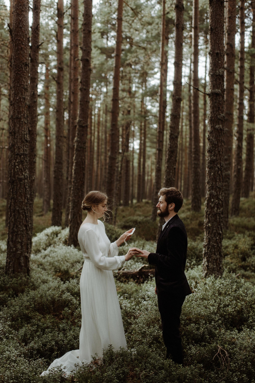 loch an eilein elopement photography 0152