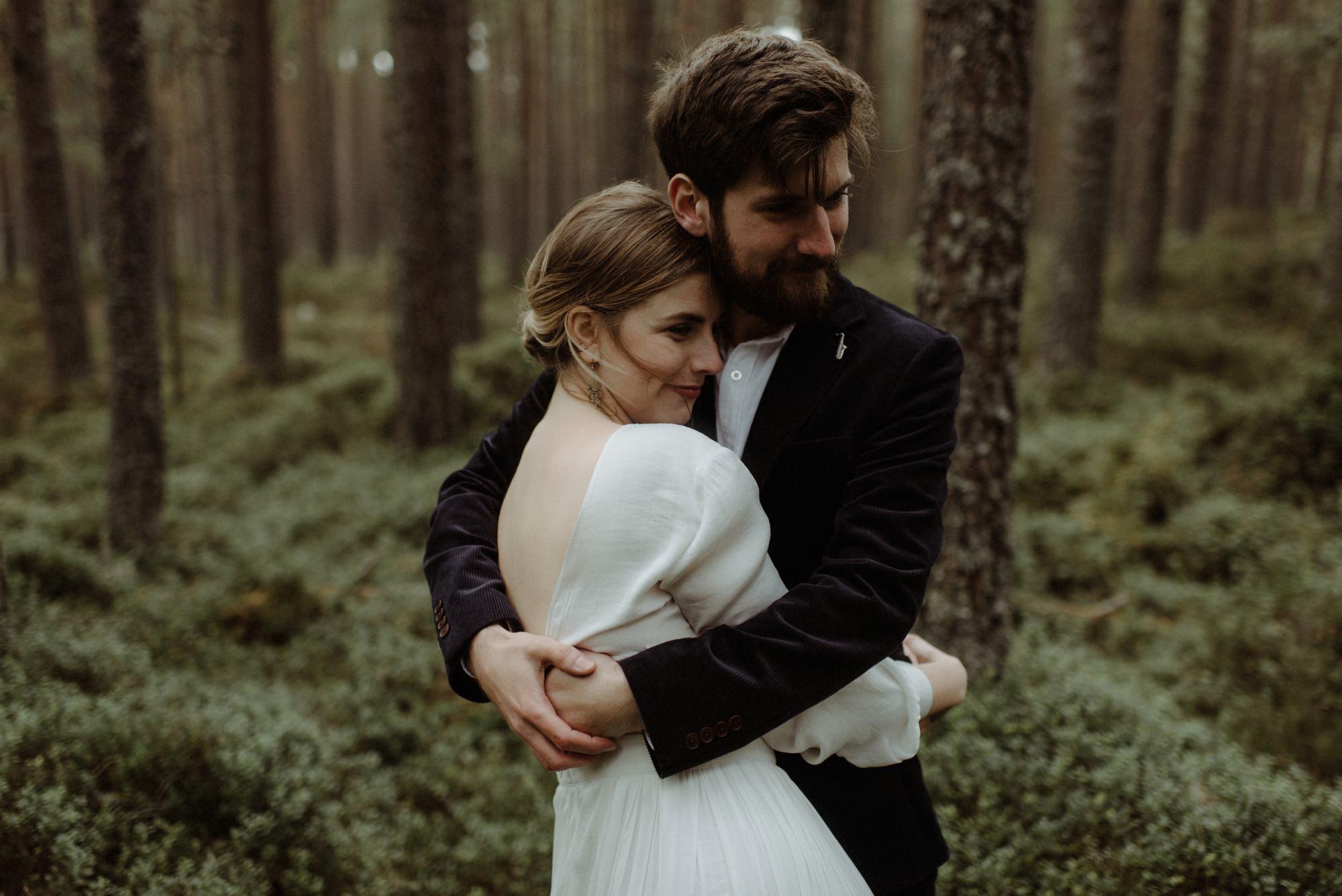 loch an eilein elopement photography 0164