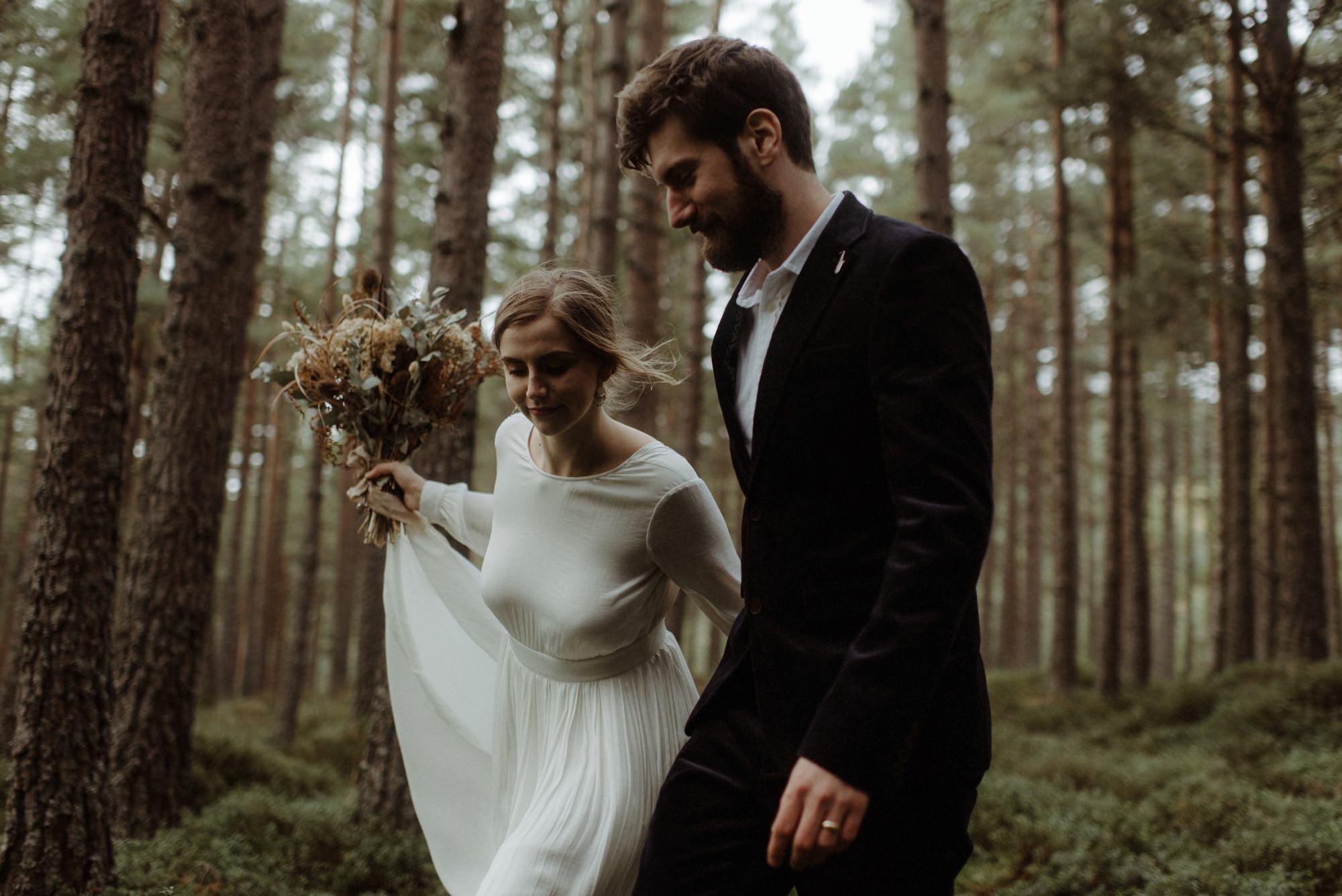 loch an eilein elopement photography 0165