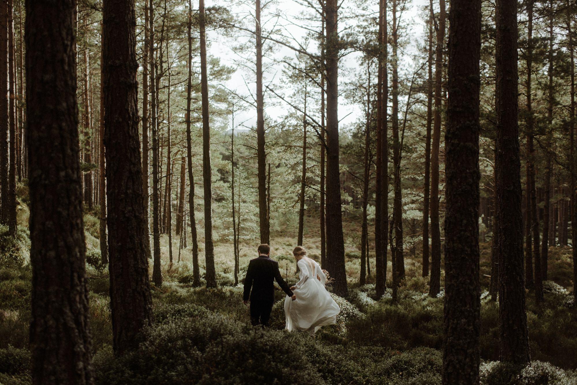 loch an eilein elopement photography 0168