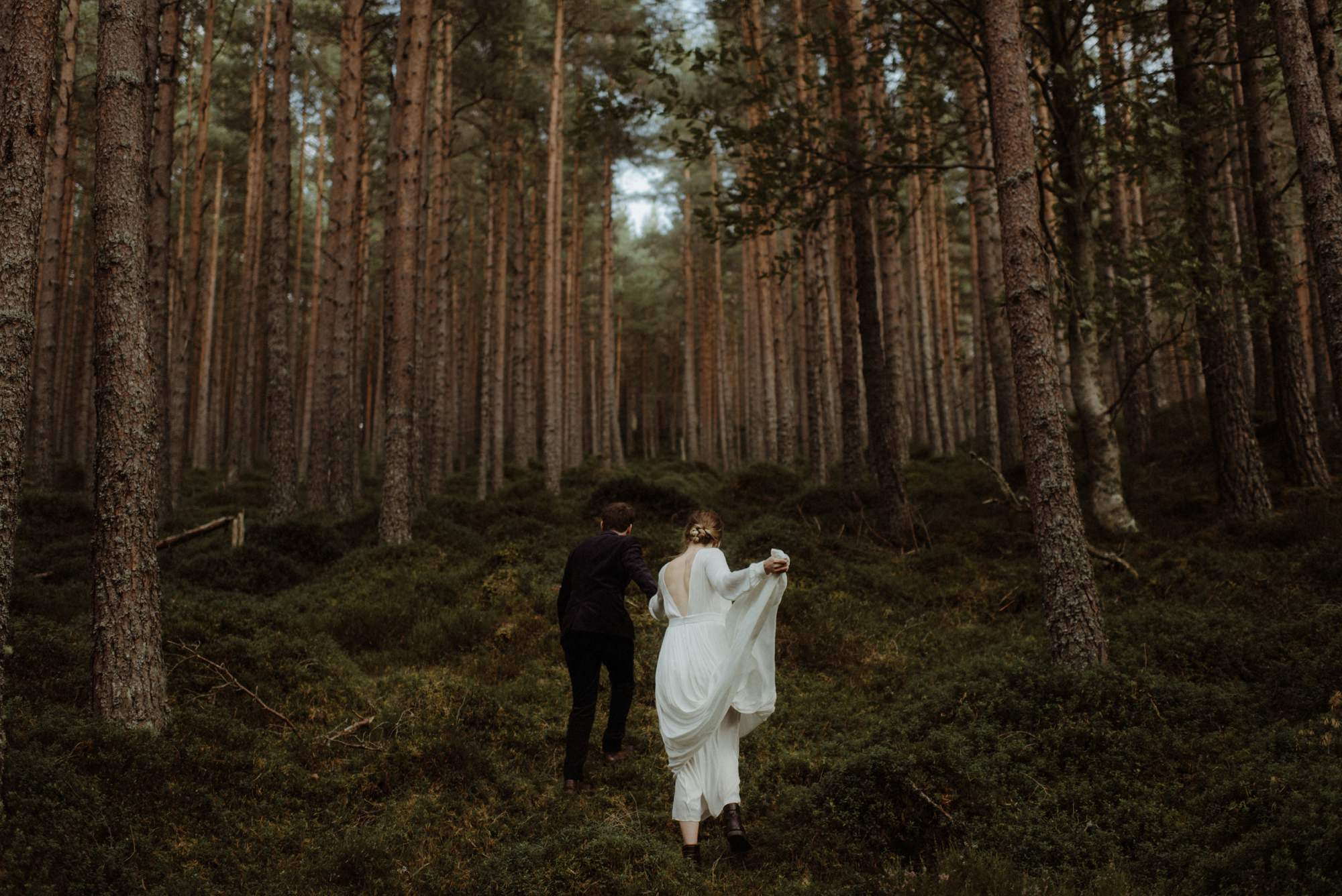 loch an eilein elopement photography 0177