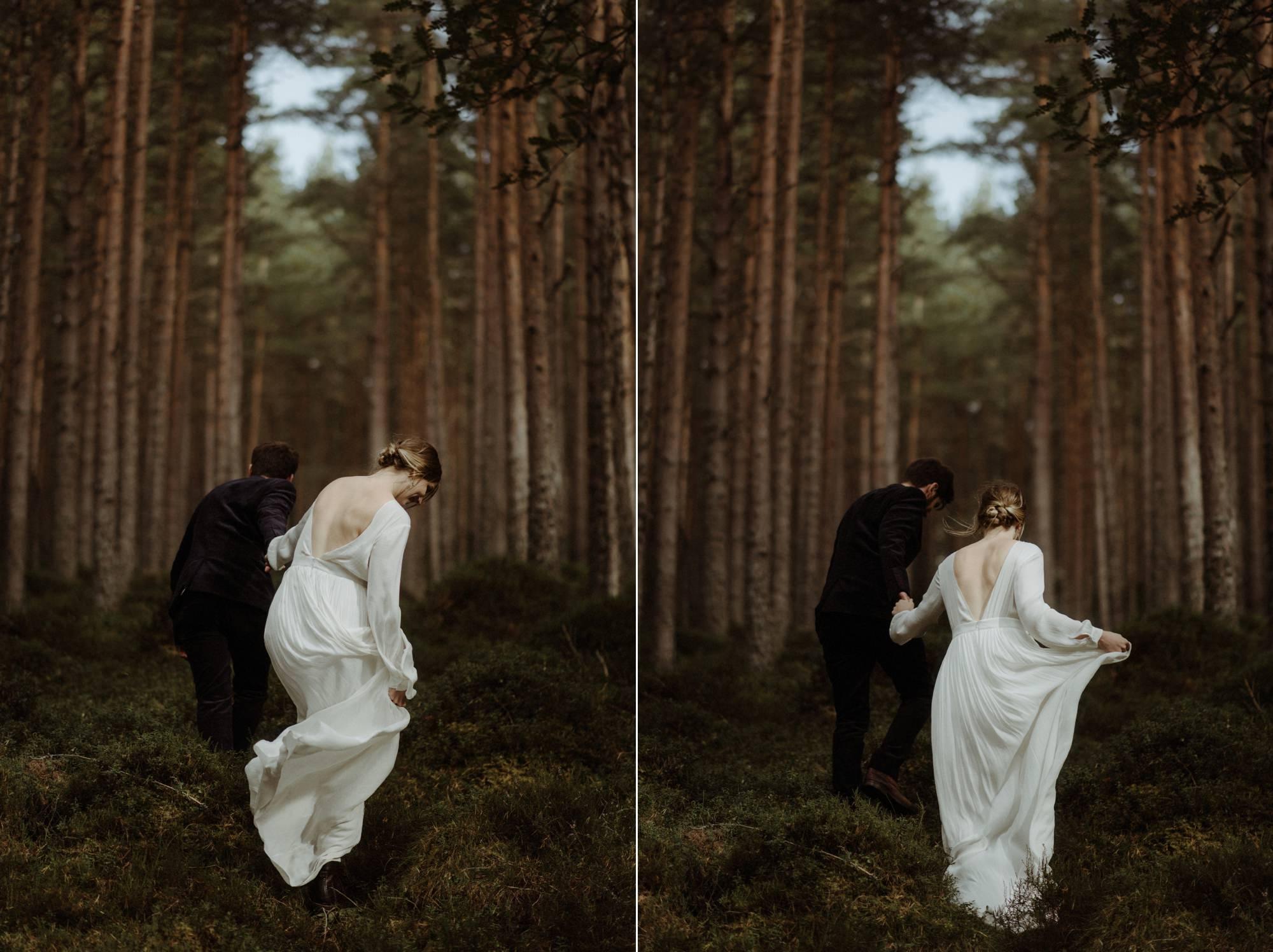 loch an eilein elopement photography 0178