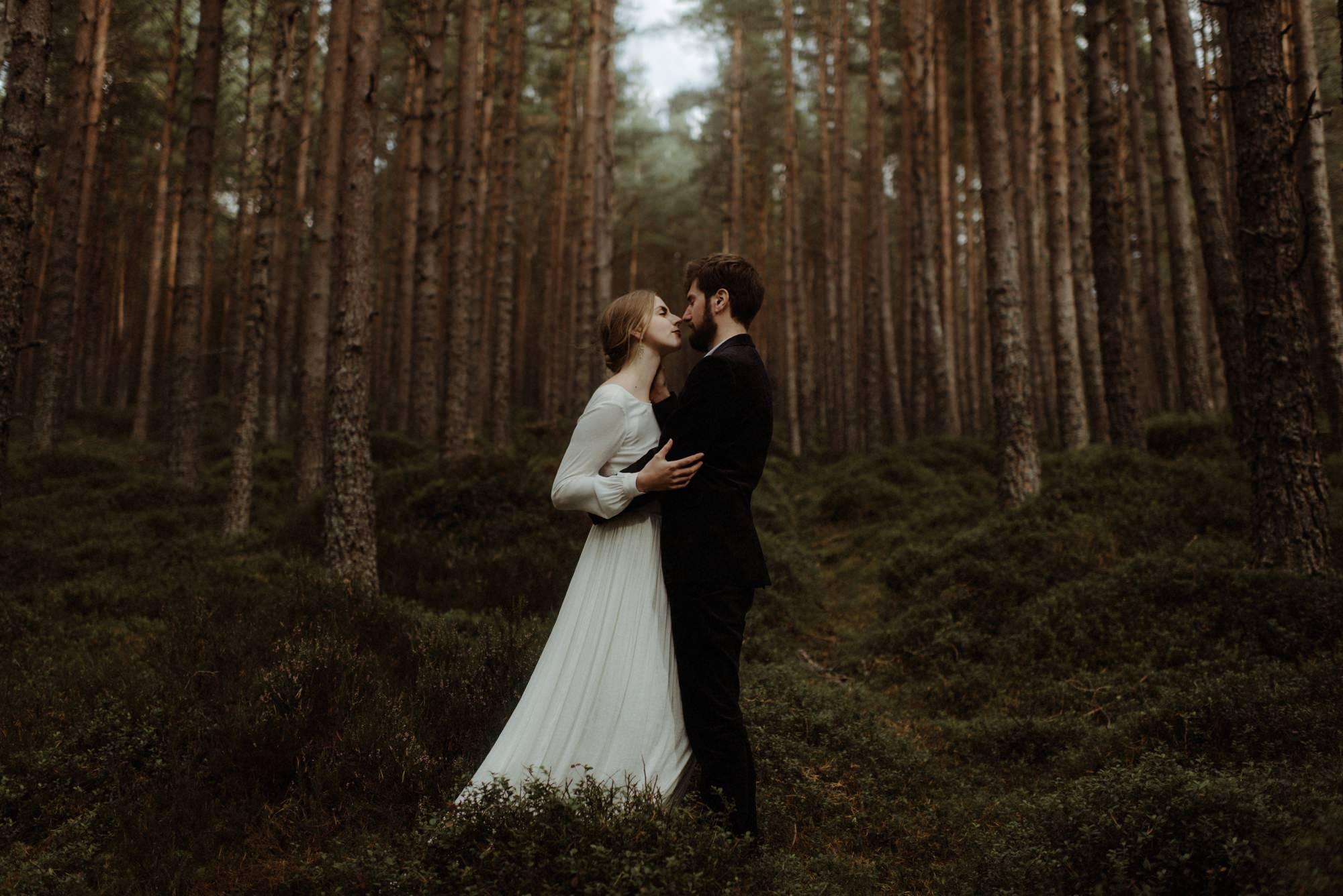 loch an eilein elopement photography 0180