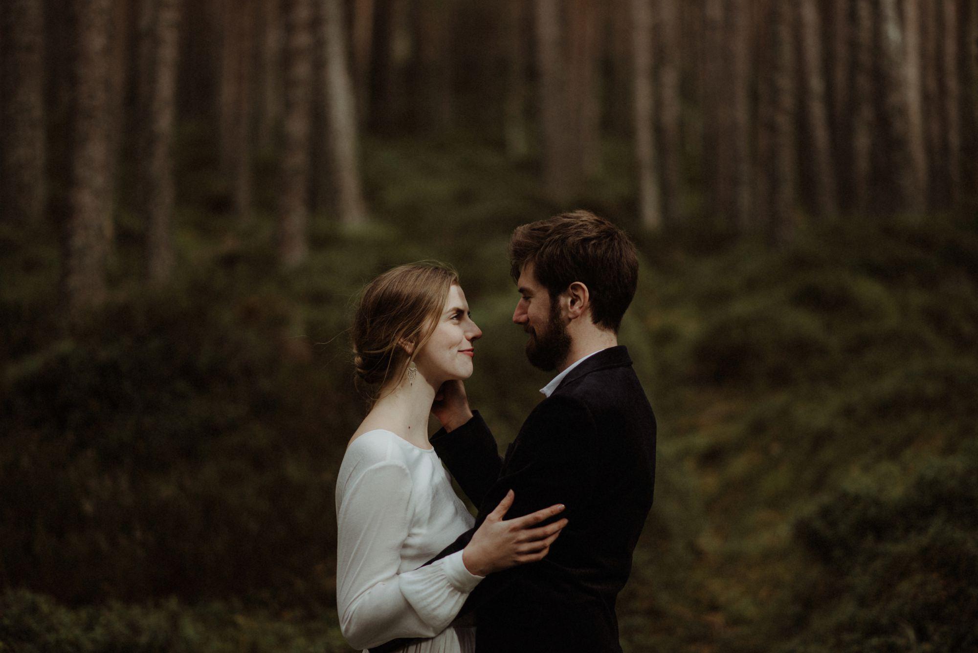 loch an eilein elopement photography 0181