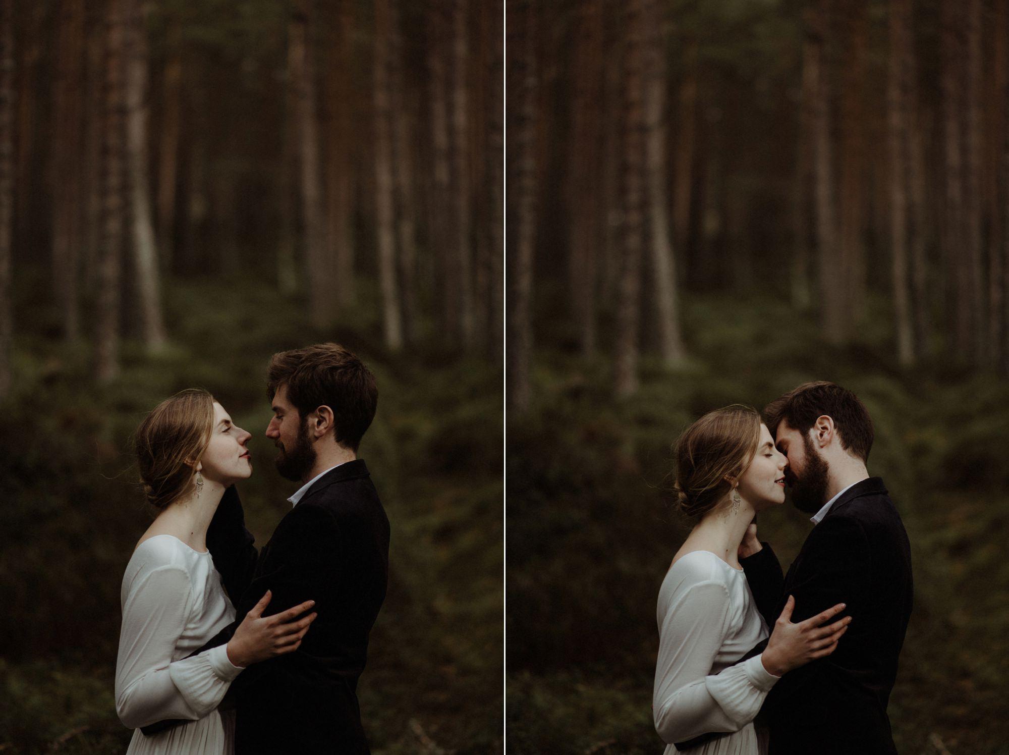 loch an eilein elopement photography 0182