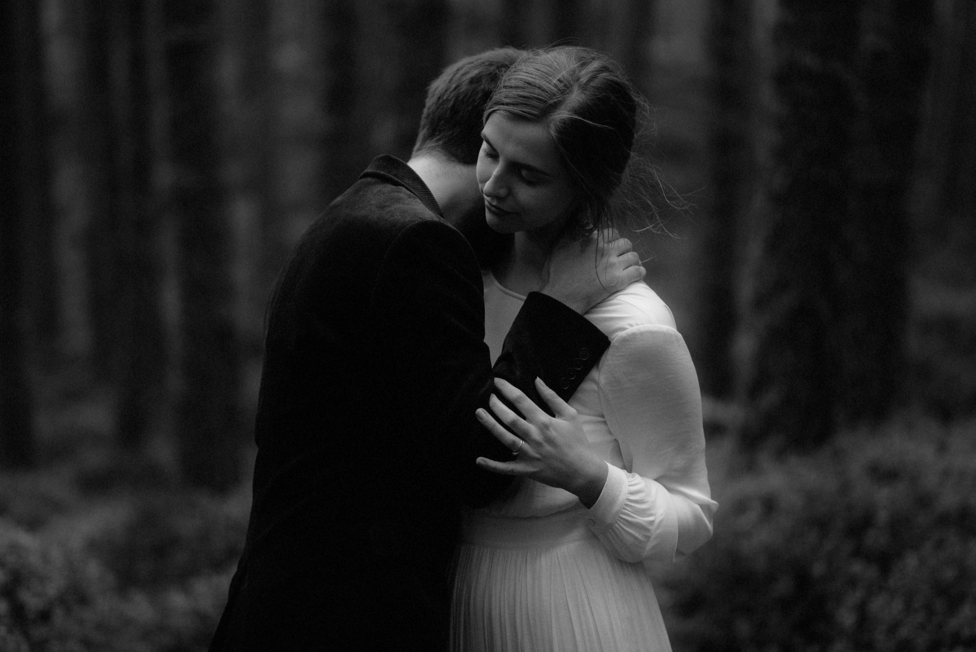 loch an eilein elopement photography 0188