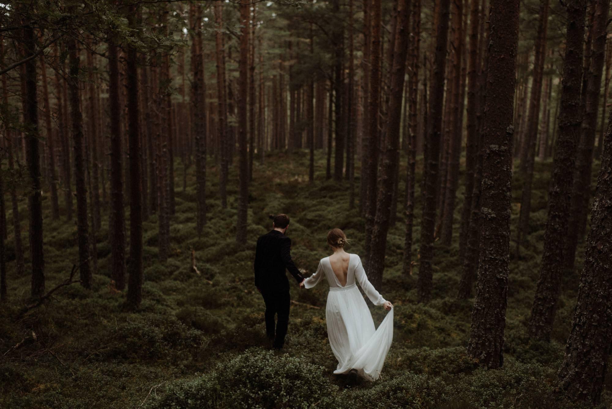 loch an eilein elopement photography 0195