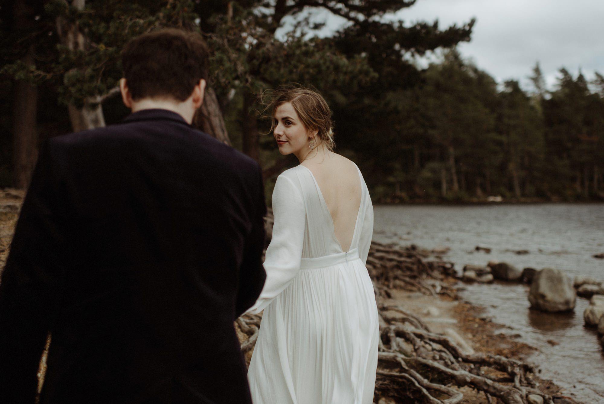 loch an eilein elopement photography 0200