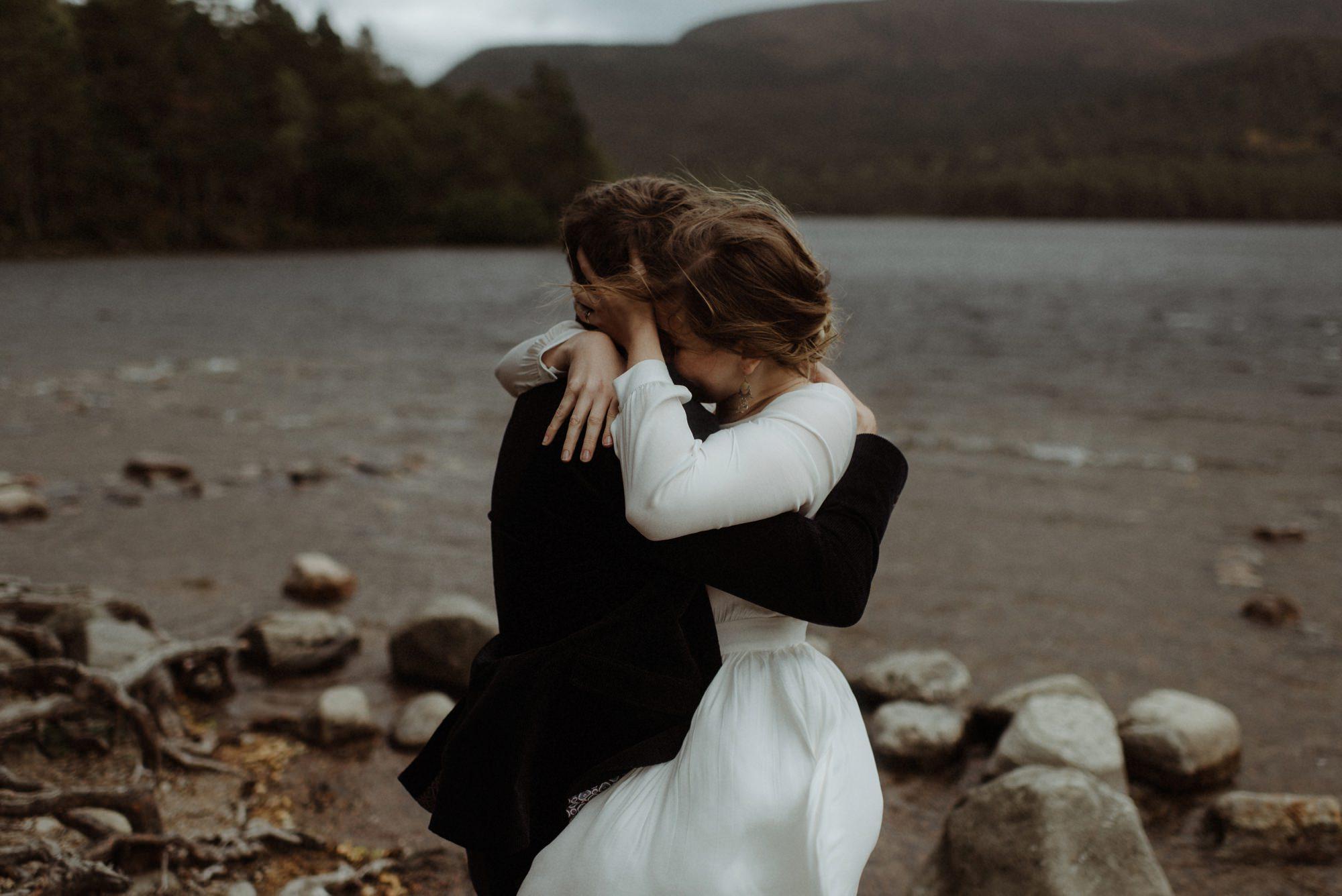 loch an eilein elopement photography 0205