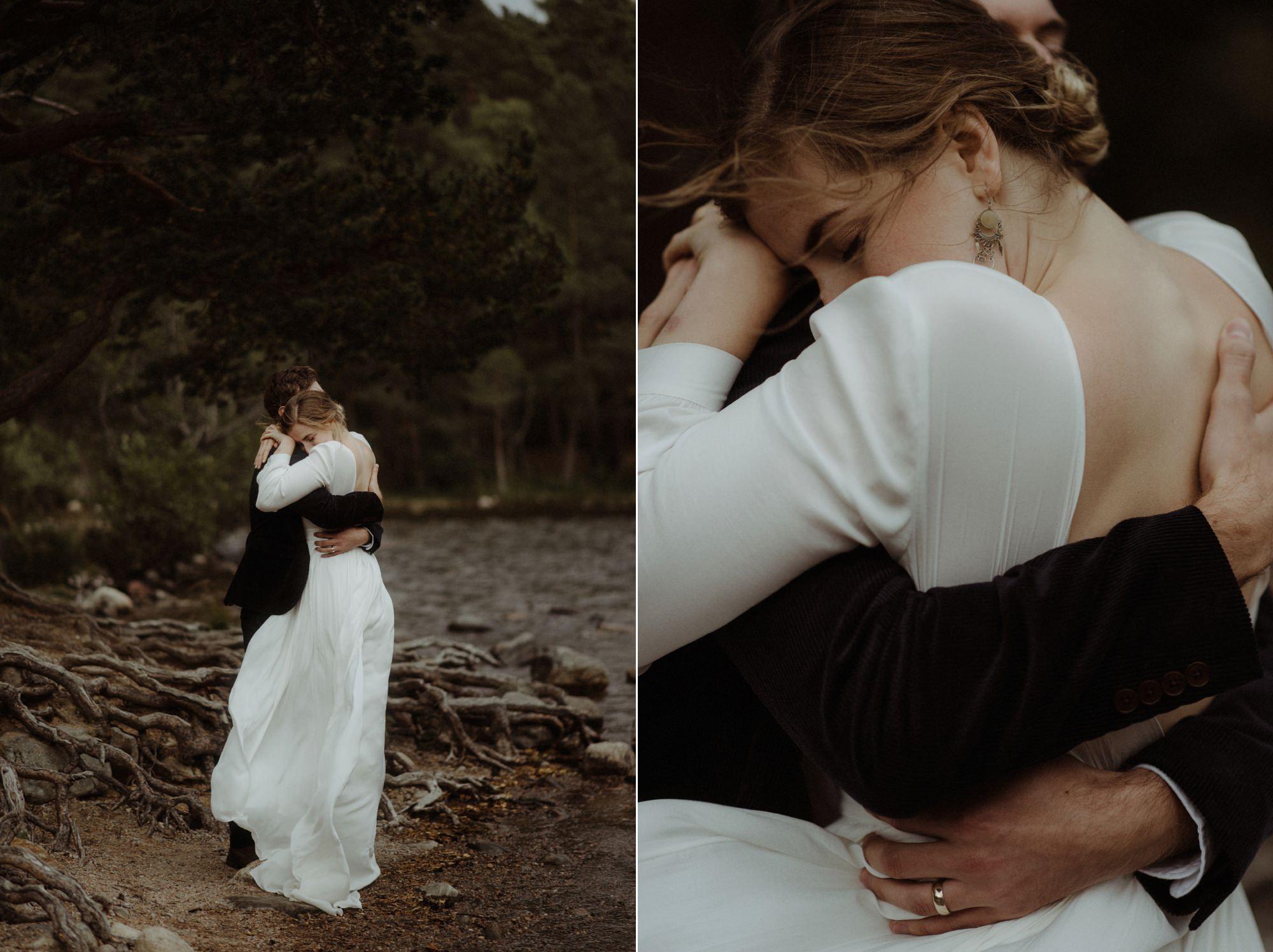 loch an eilein elopement photography 0207