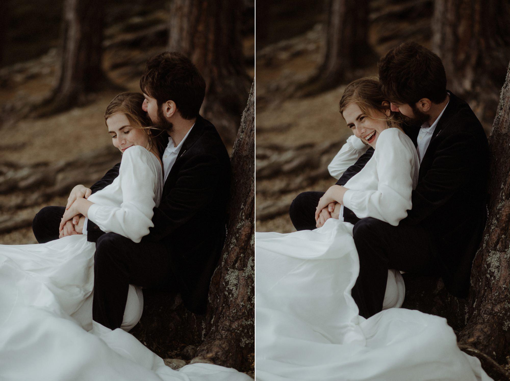 loch an eilein elopement photography 0212