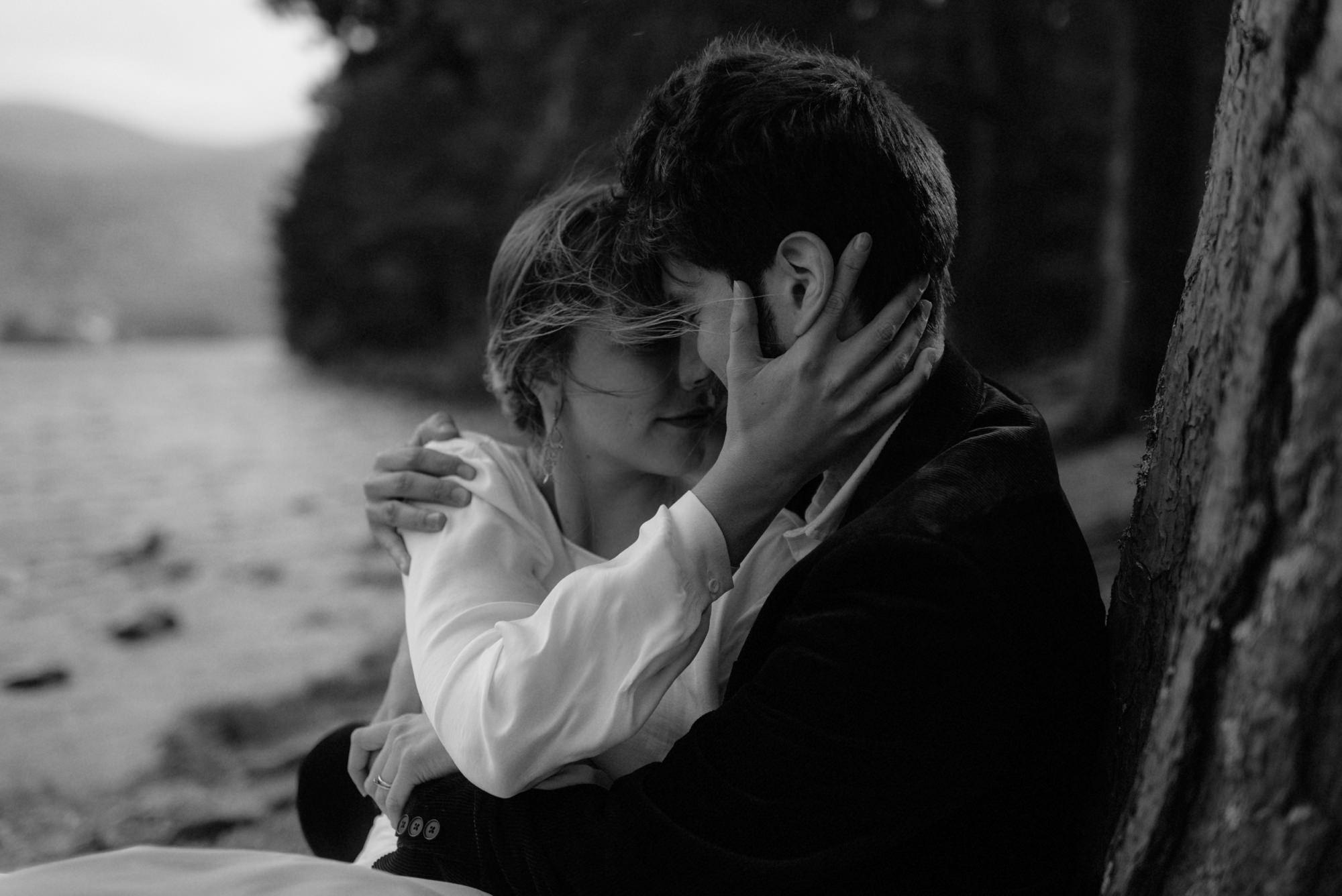 loch an eilein elopement photography 0214