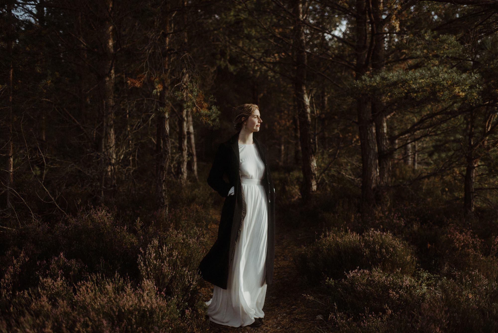 loch an eilein elopement photography 0236