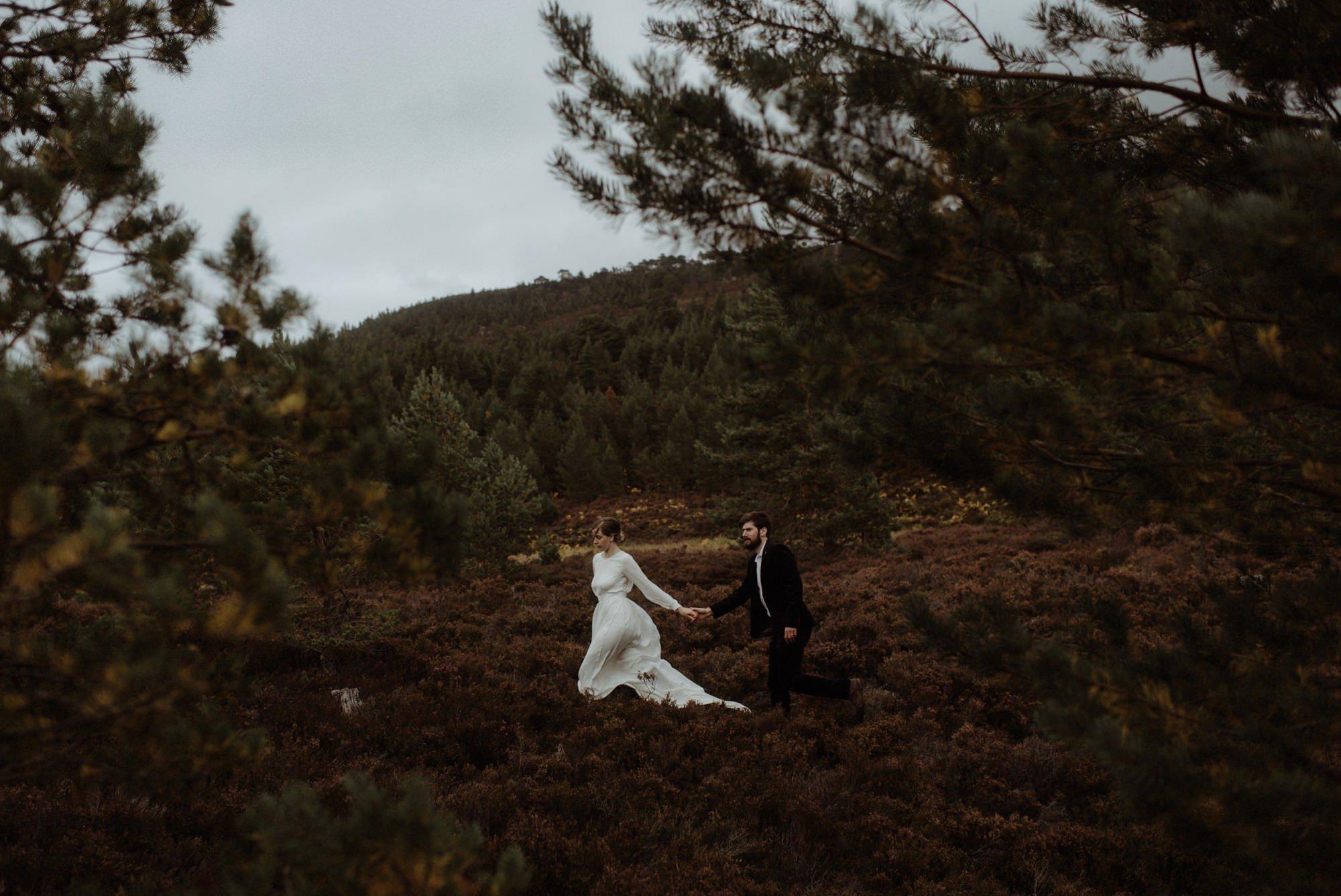 loch an eilein elopement photography 0247