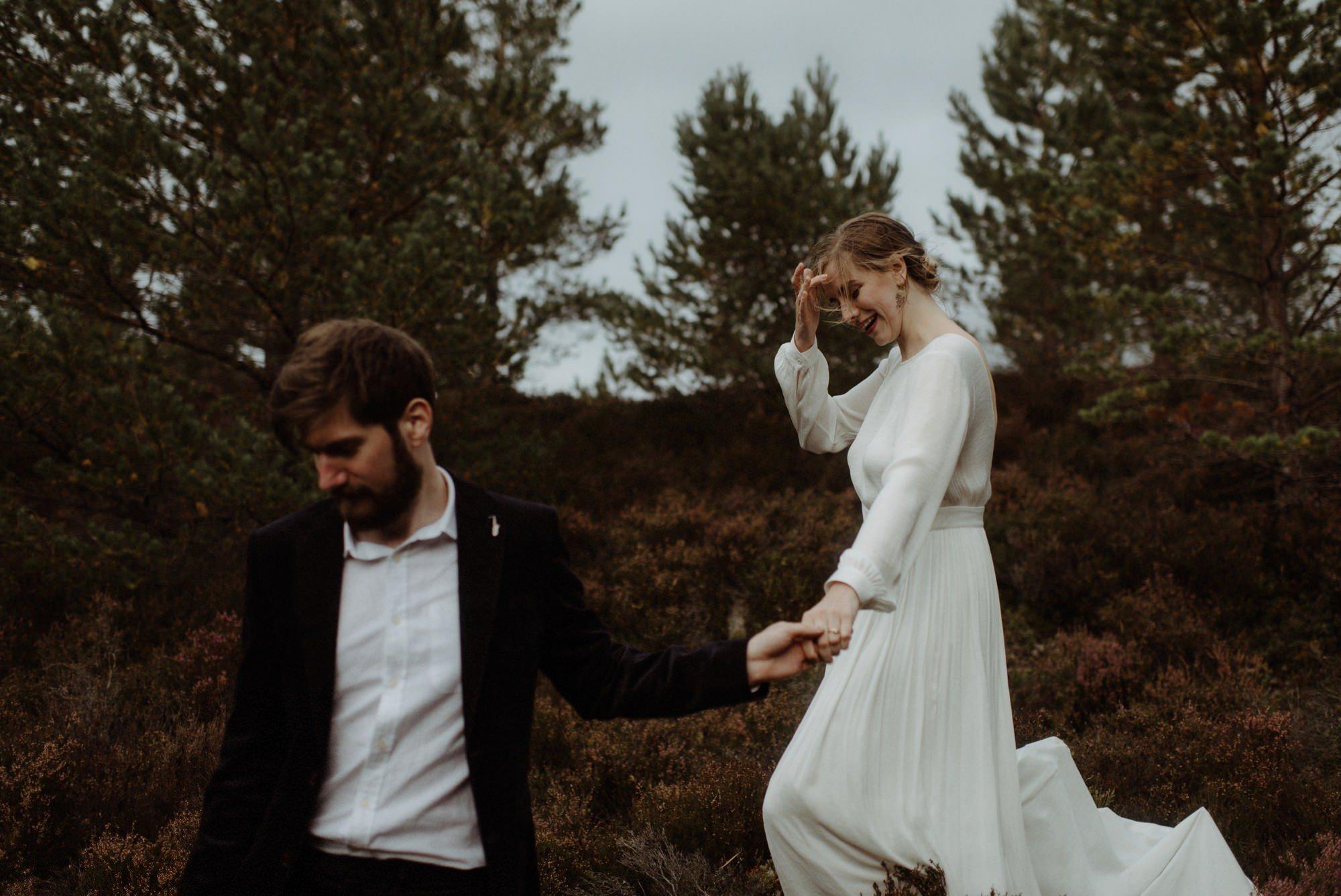loch an eilein elopement photography 0252