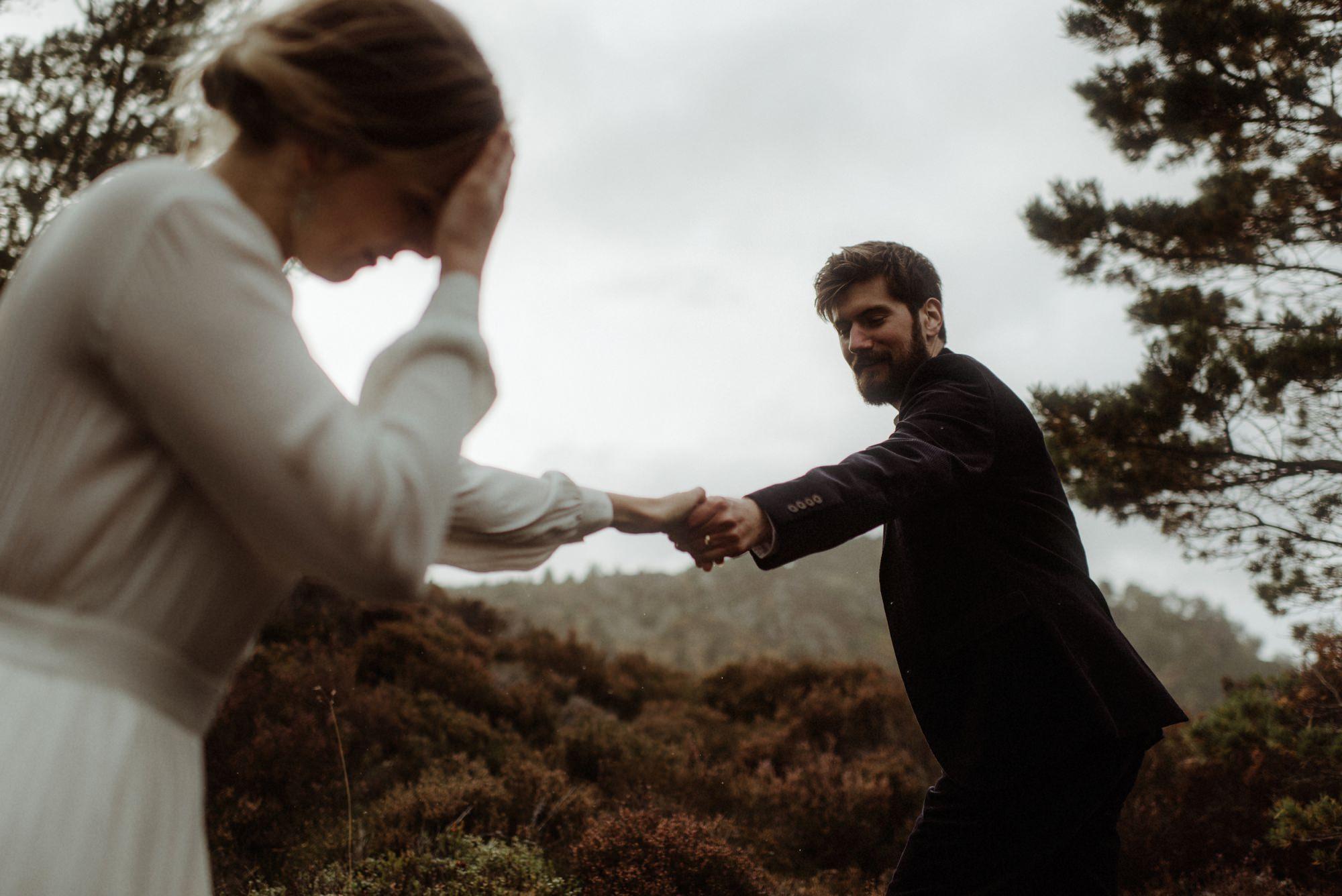 loch an eilein elopement photography 0256