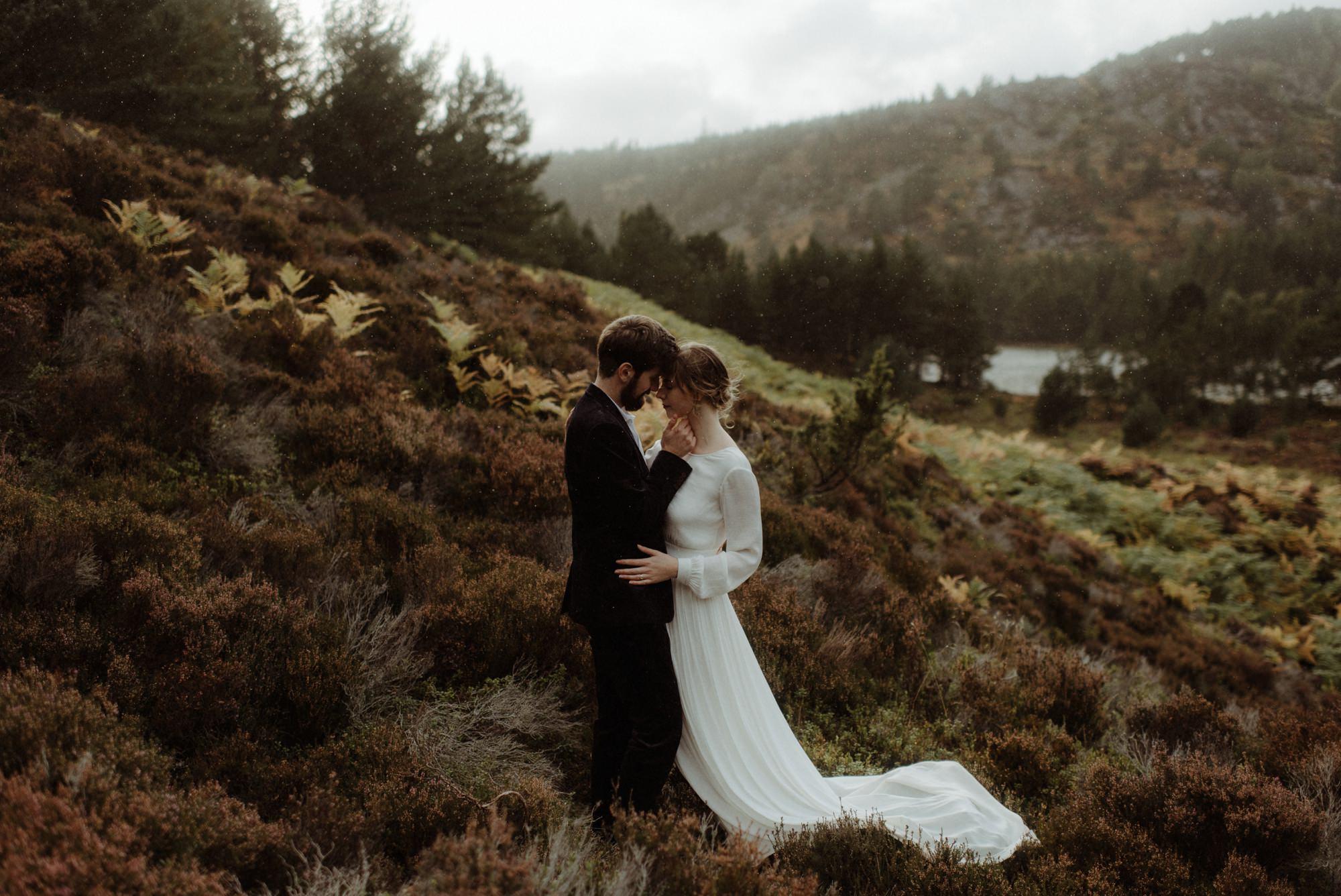 loch an eilein elopement photography 0257
