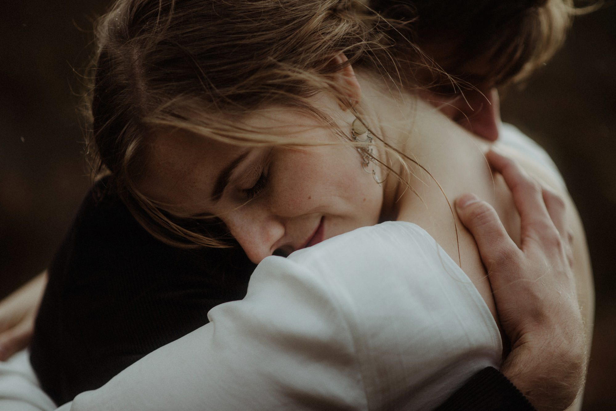 loch an eilein elopement photography 0273