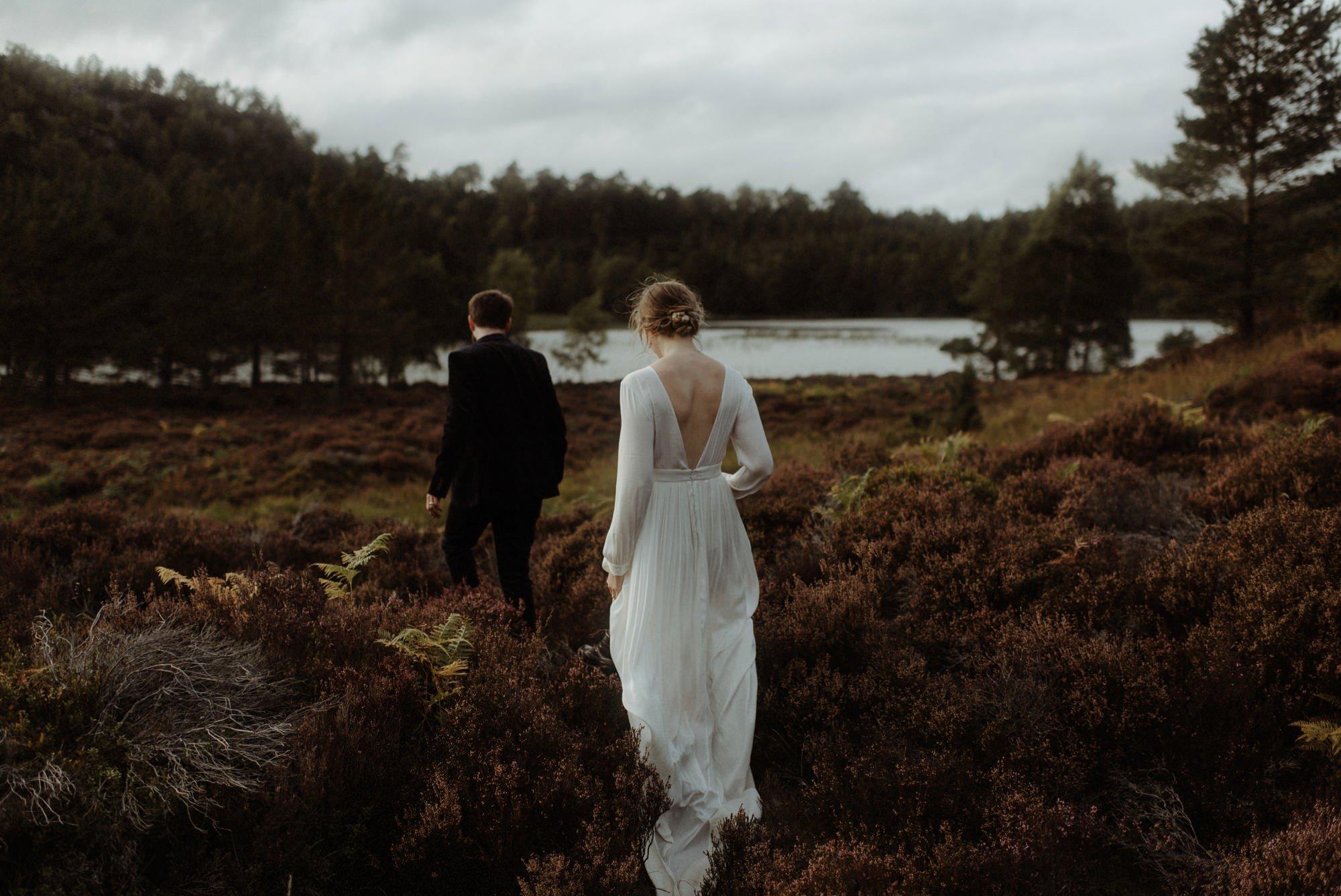 loch an eilein elopement photography 0297