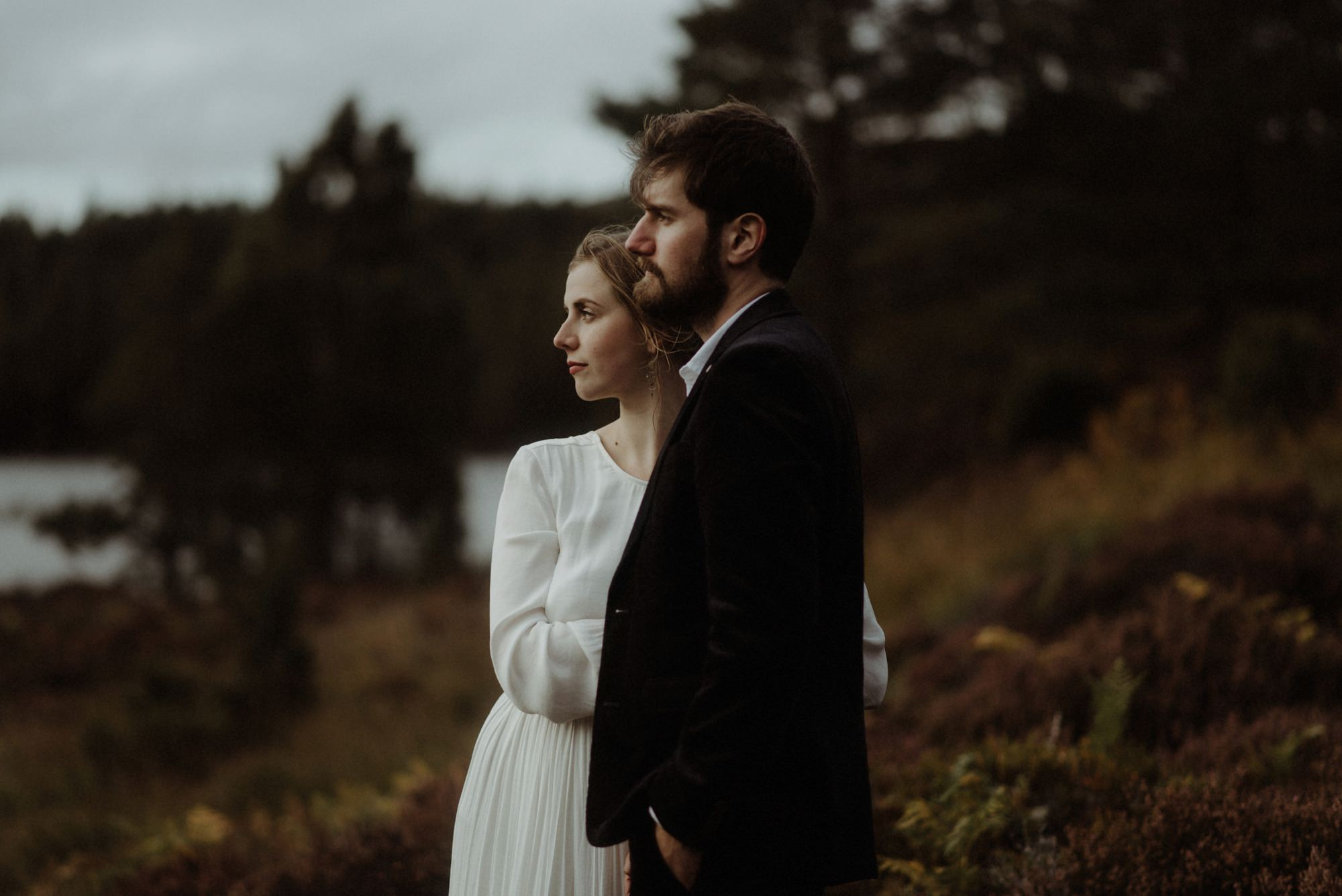 loch an eilein elopement photography 0303