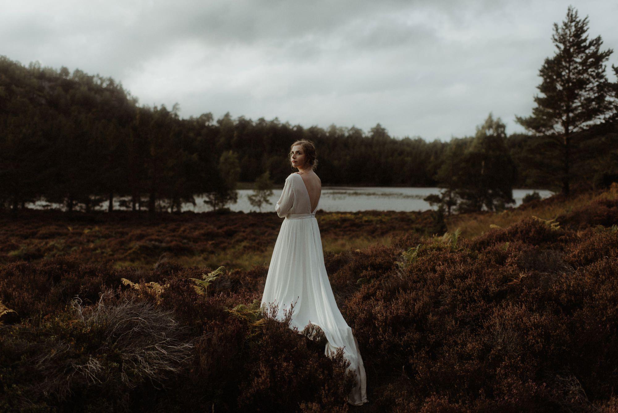 loch an eilein elopement photography 0304