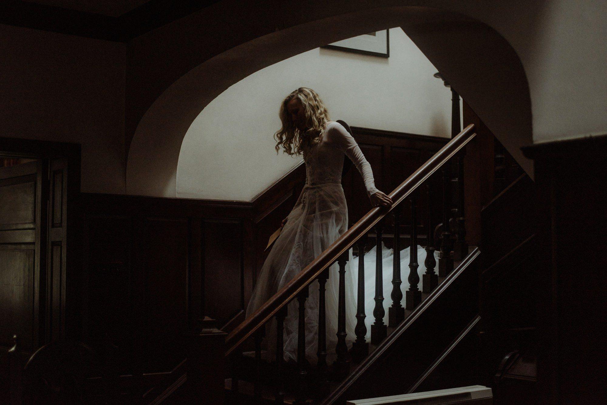 emotional wedding at inshriach house 0105